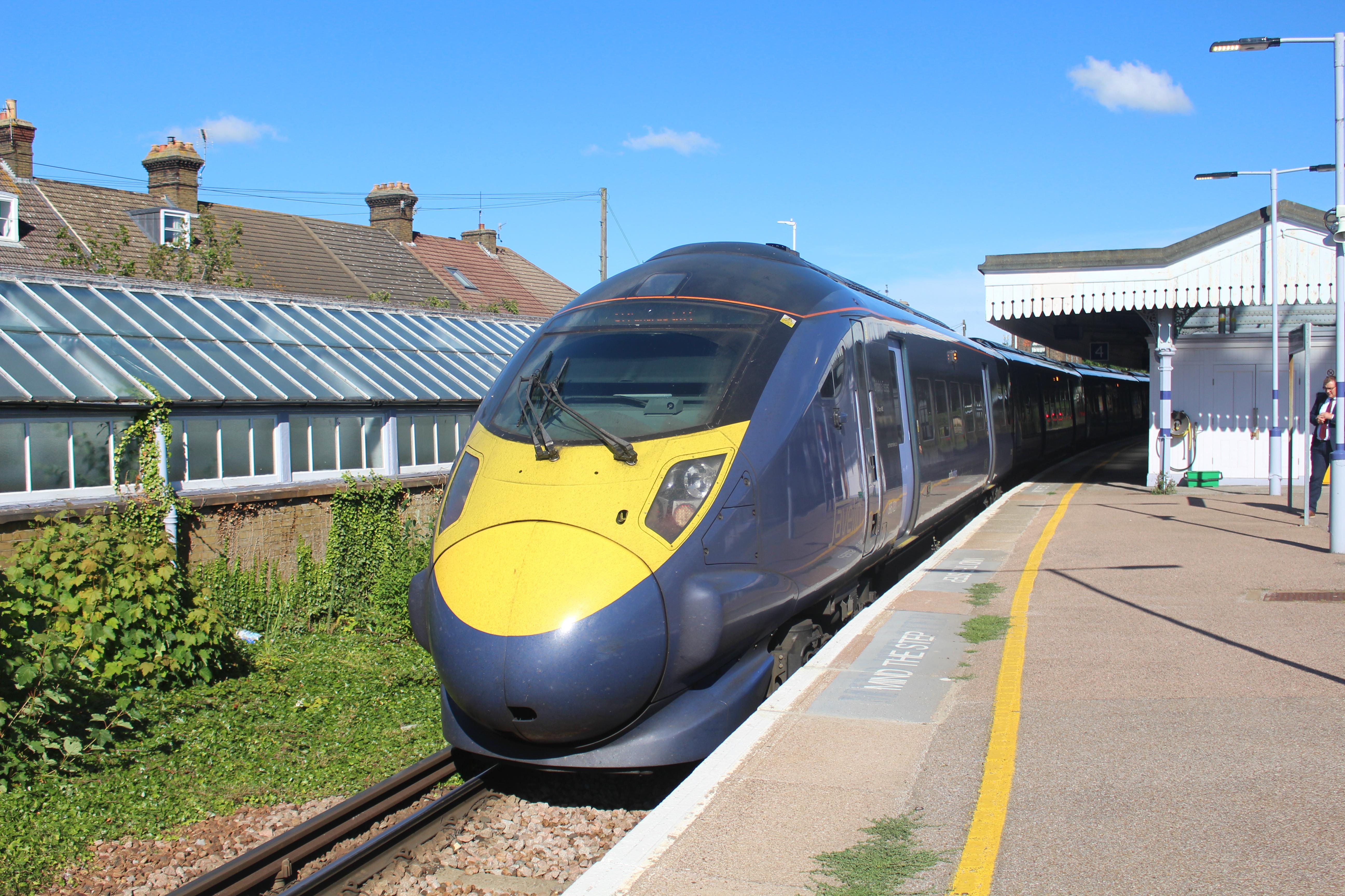 British Rail Class 395 - Wikipedia