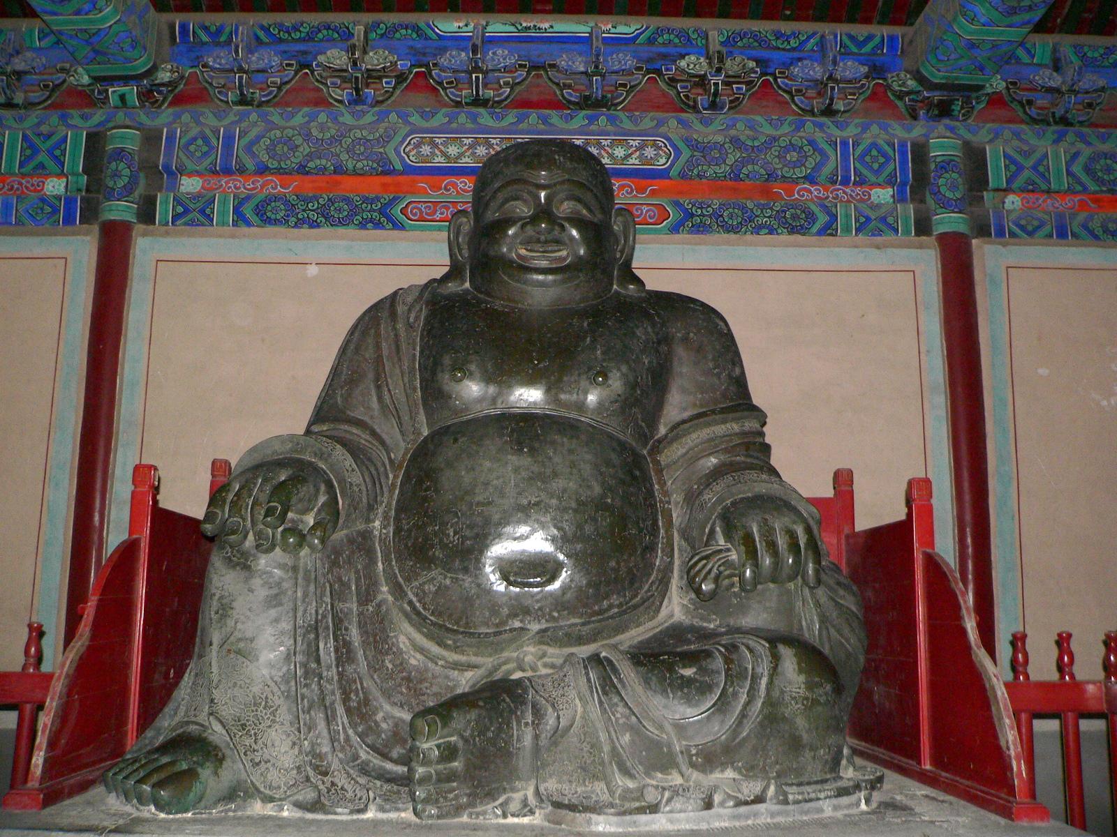 Budai Statue