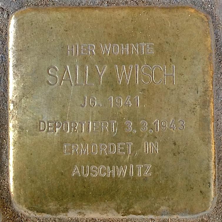 Stolperstein Sally Wisch Stargarder Straße 38-13.jpg