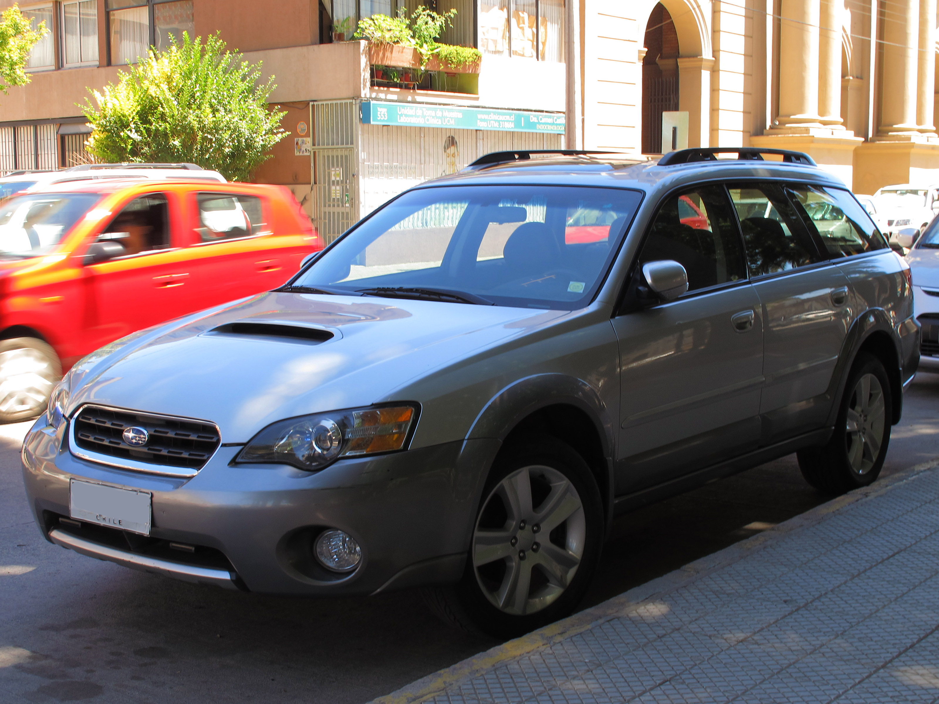 Subaru outback xt