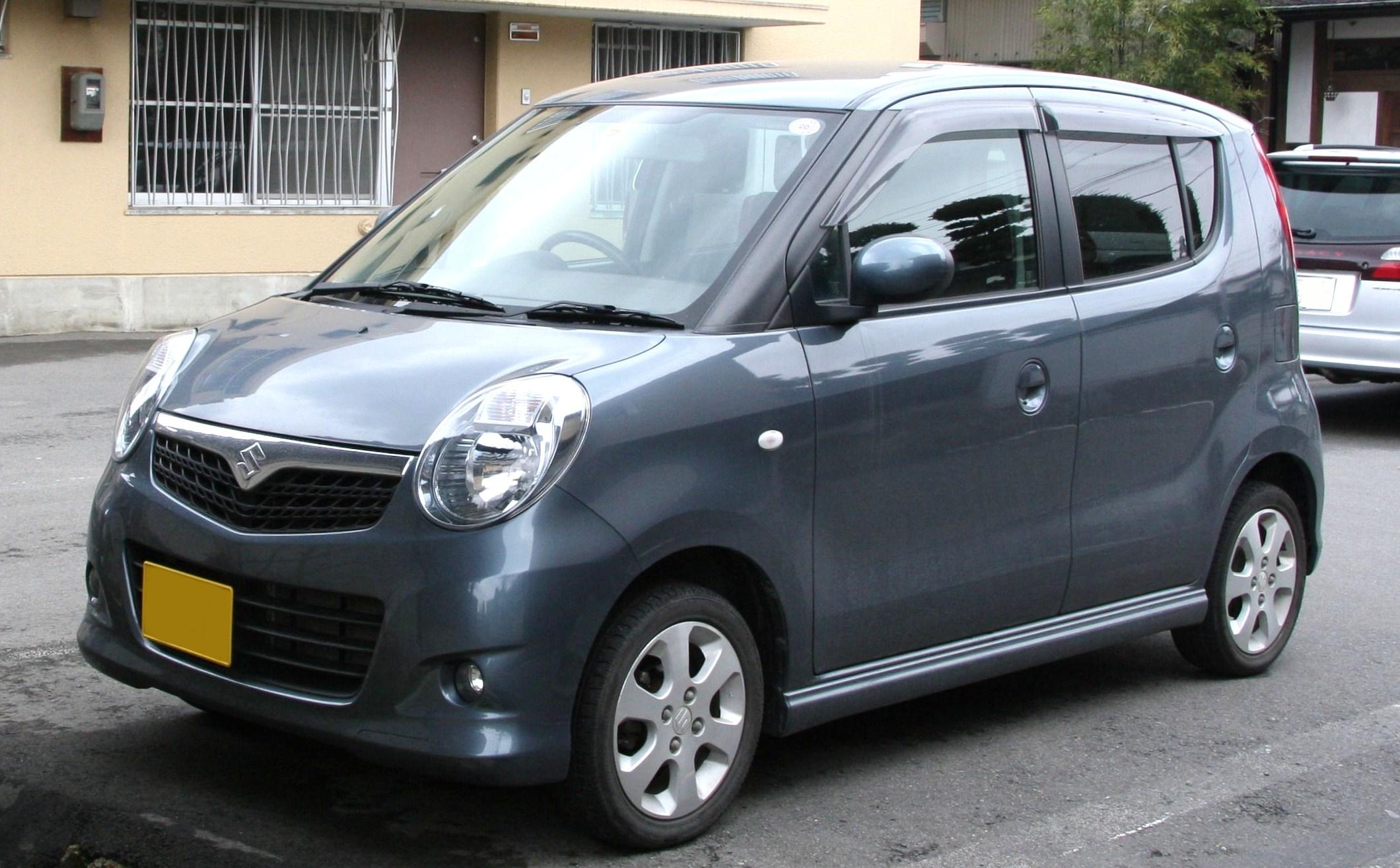 History Of Suzuki R