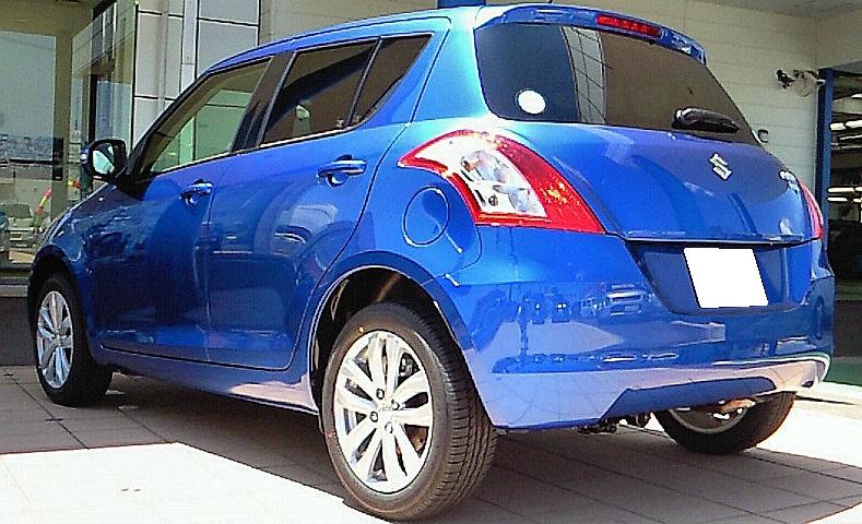 Suzuki Swift Tyre Pressure Nz