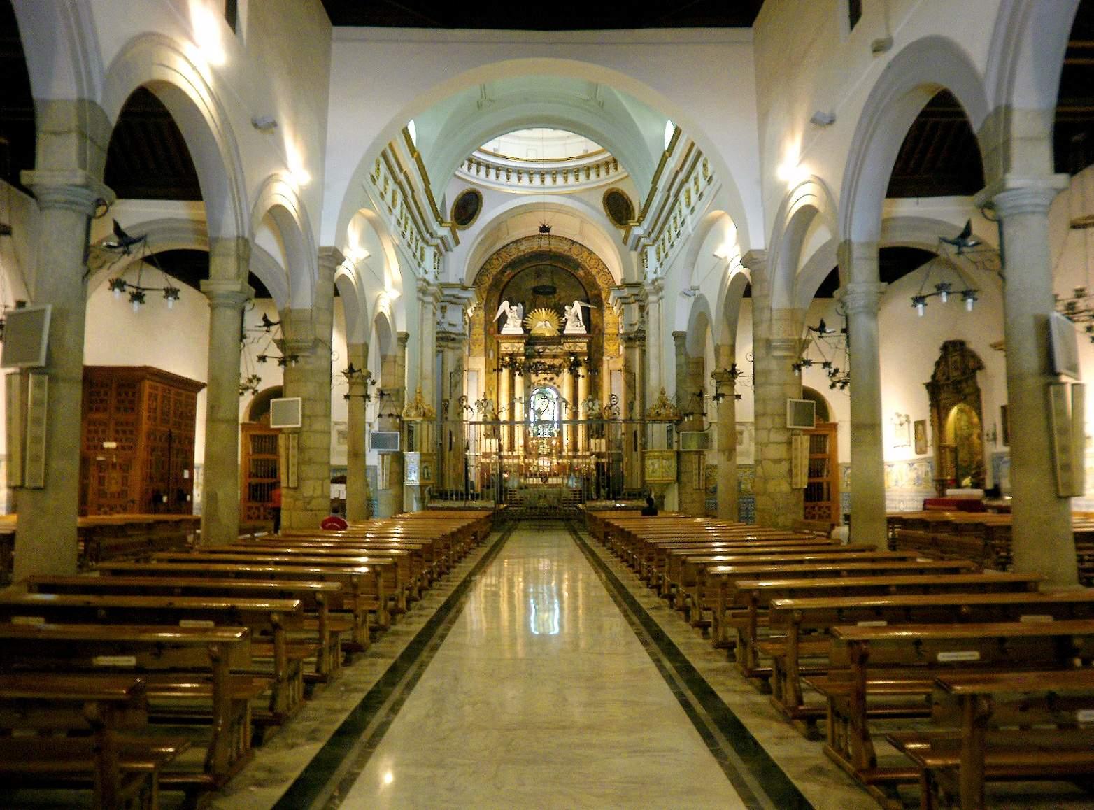File talavera de la reina basilica de nuestra se ora del - Talavera dela reina ceramica ...
