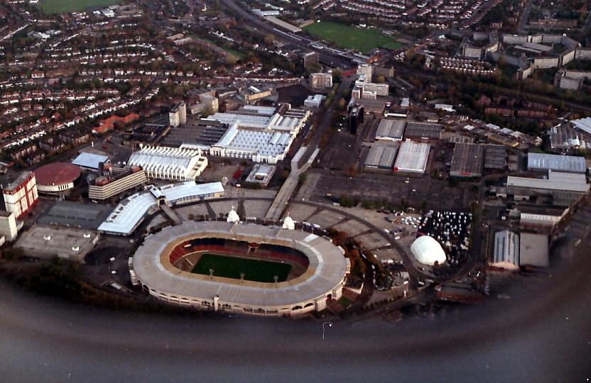 old wembley stadium by - photo #16