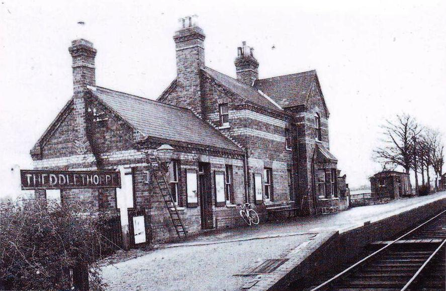 Theddlethorpe Railway Station Wikiwand