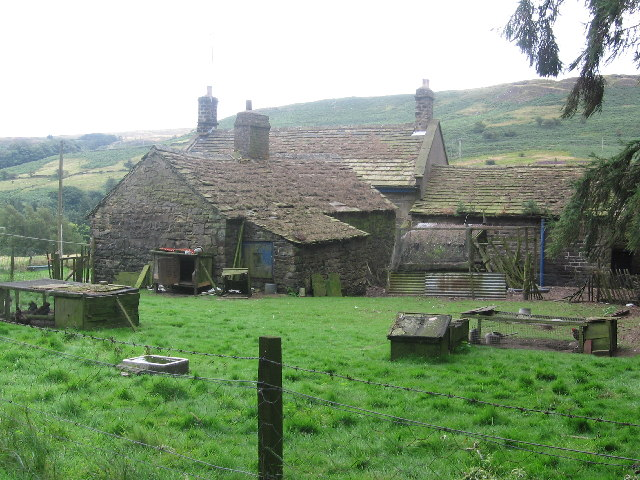 This house is called Brogging - geograph.org.uk - 107407
