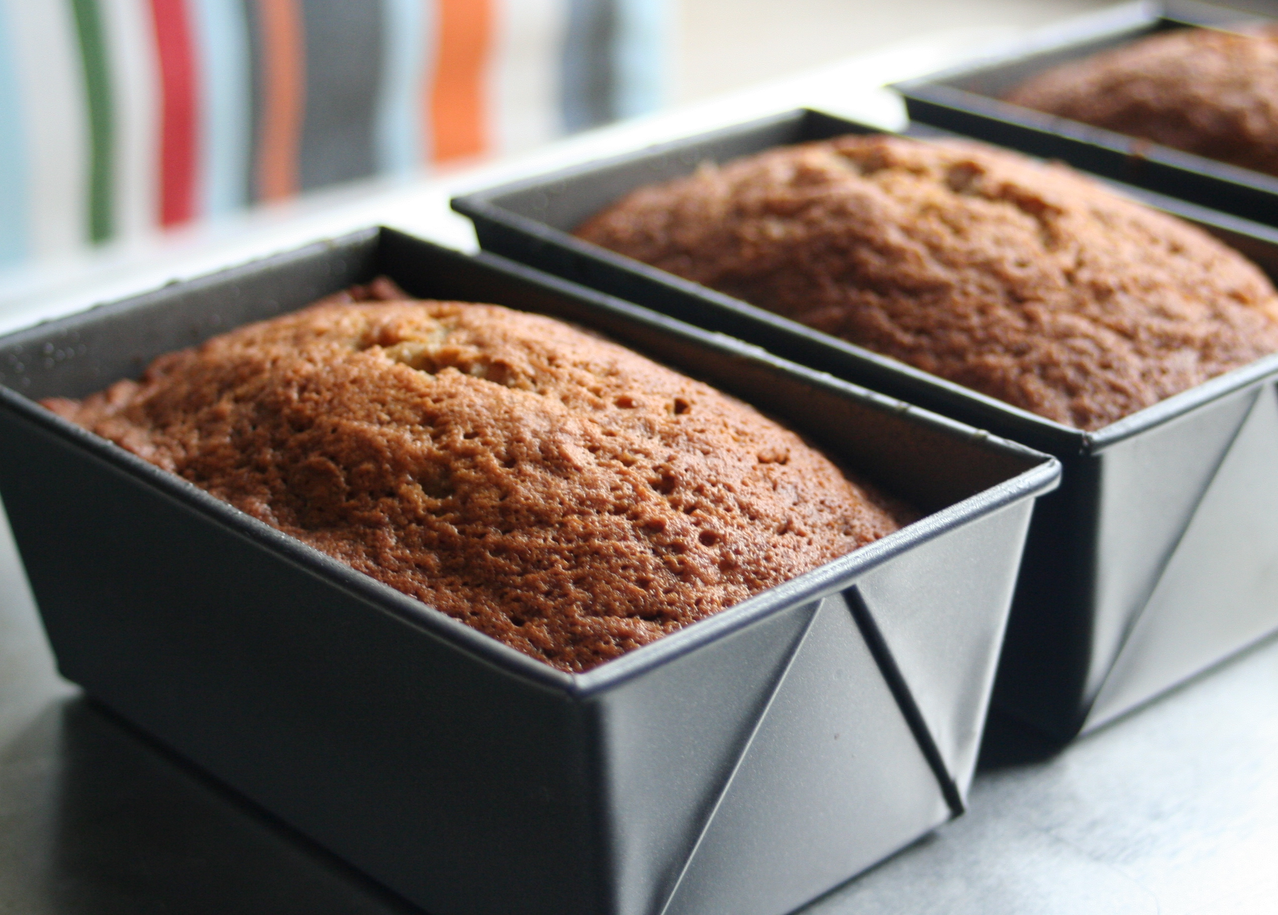 Banana Loaf Cake With Chocolate Chips