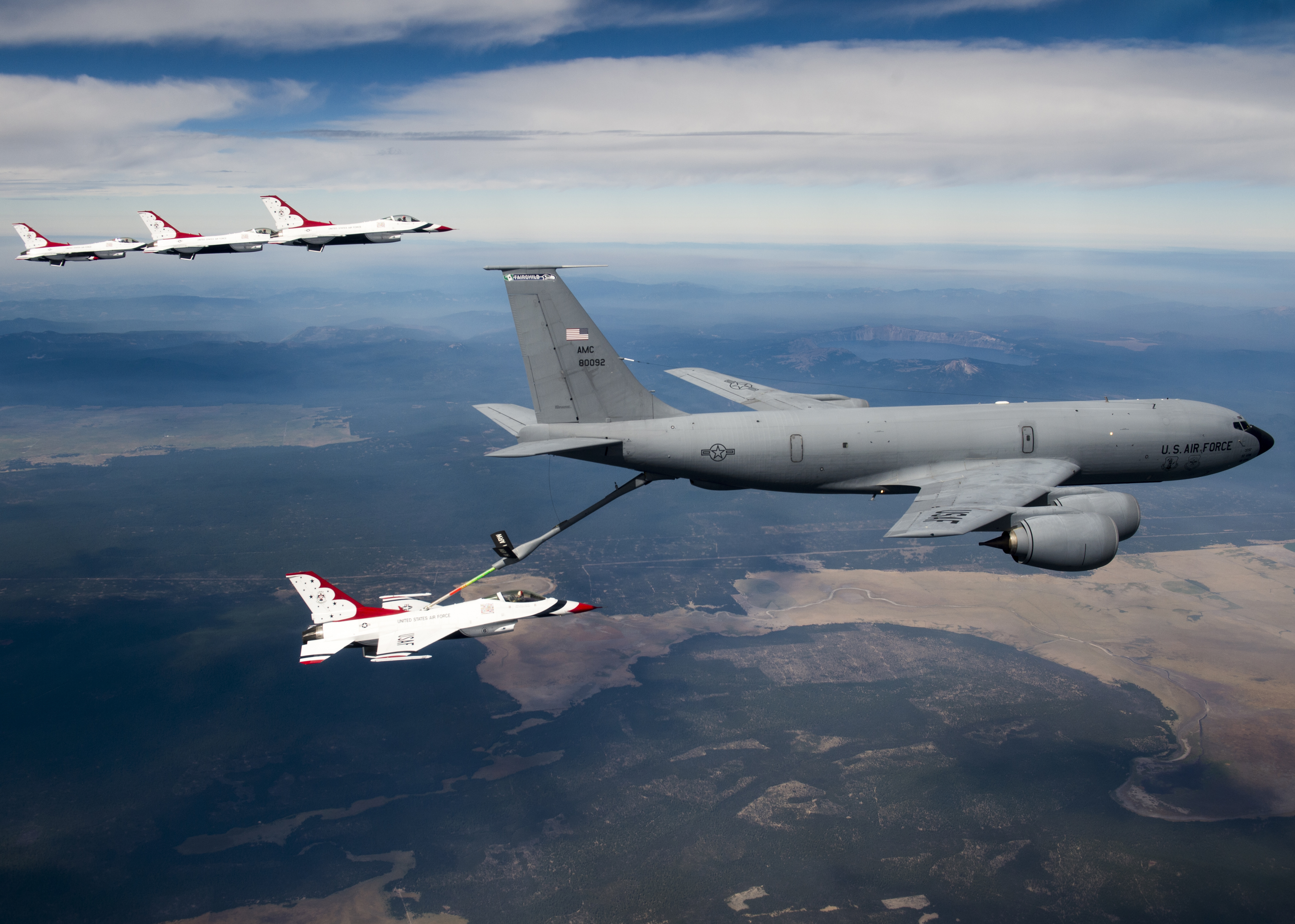 File:Thunderbirds refuelling by a KC-135 tanker.jpg