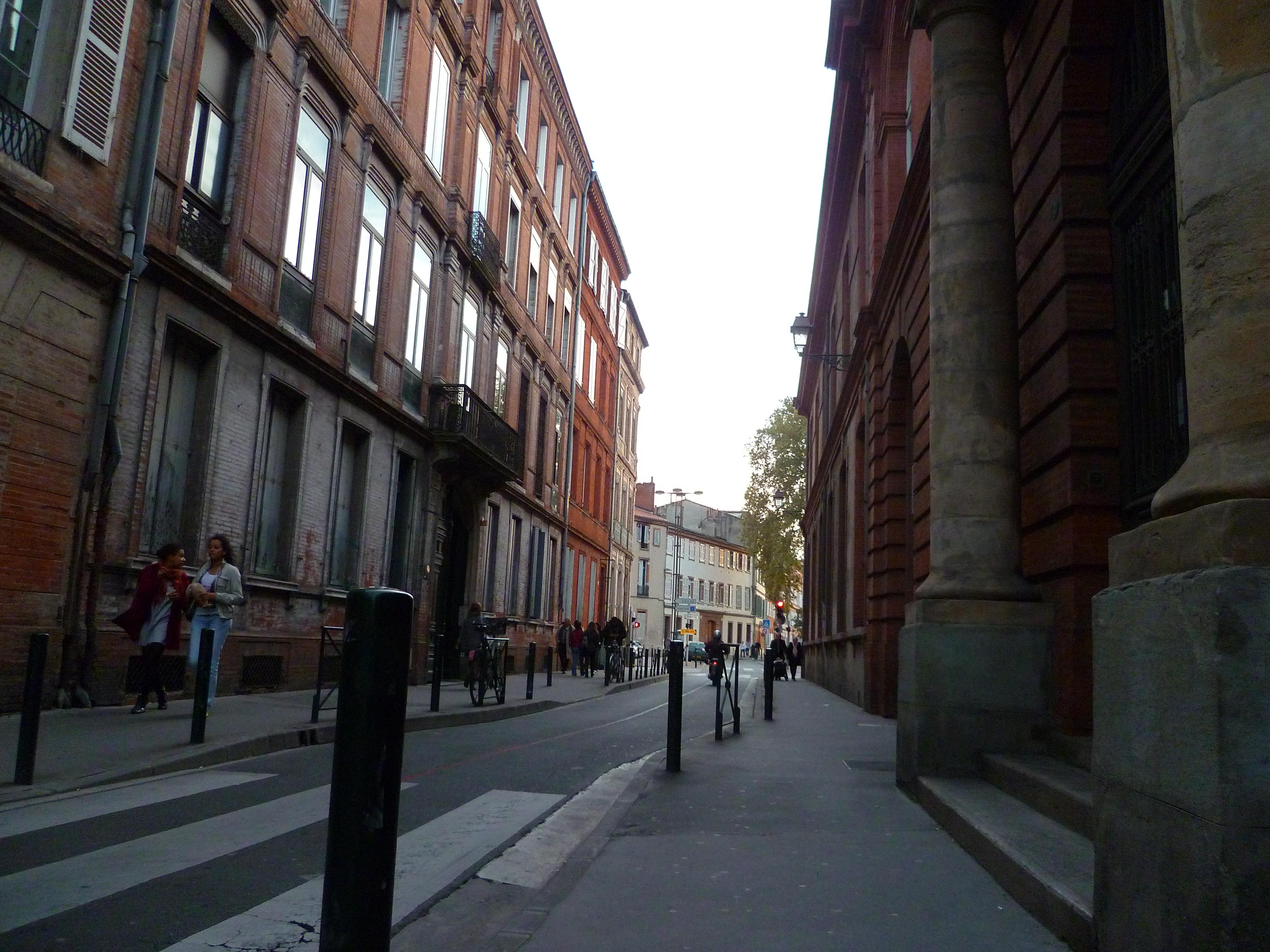 Rue Des Jardins Toulouse