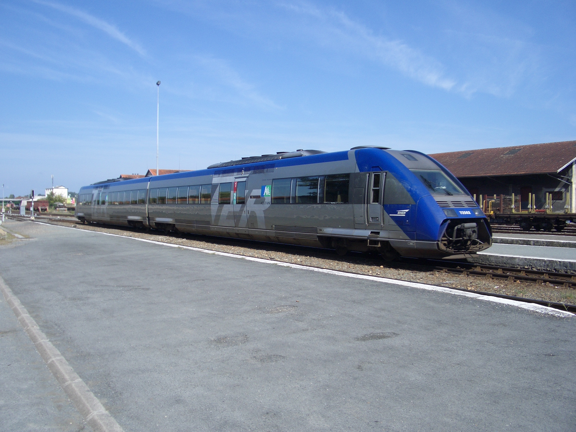 Image result for bergerac rail