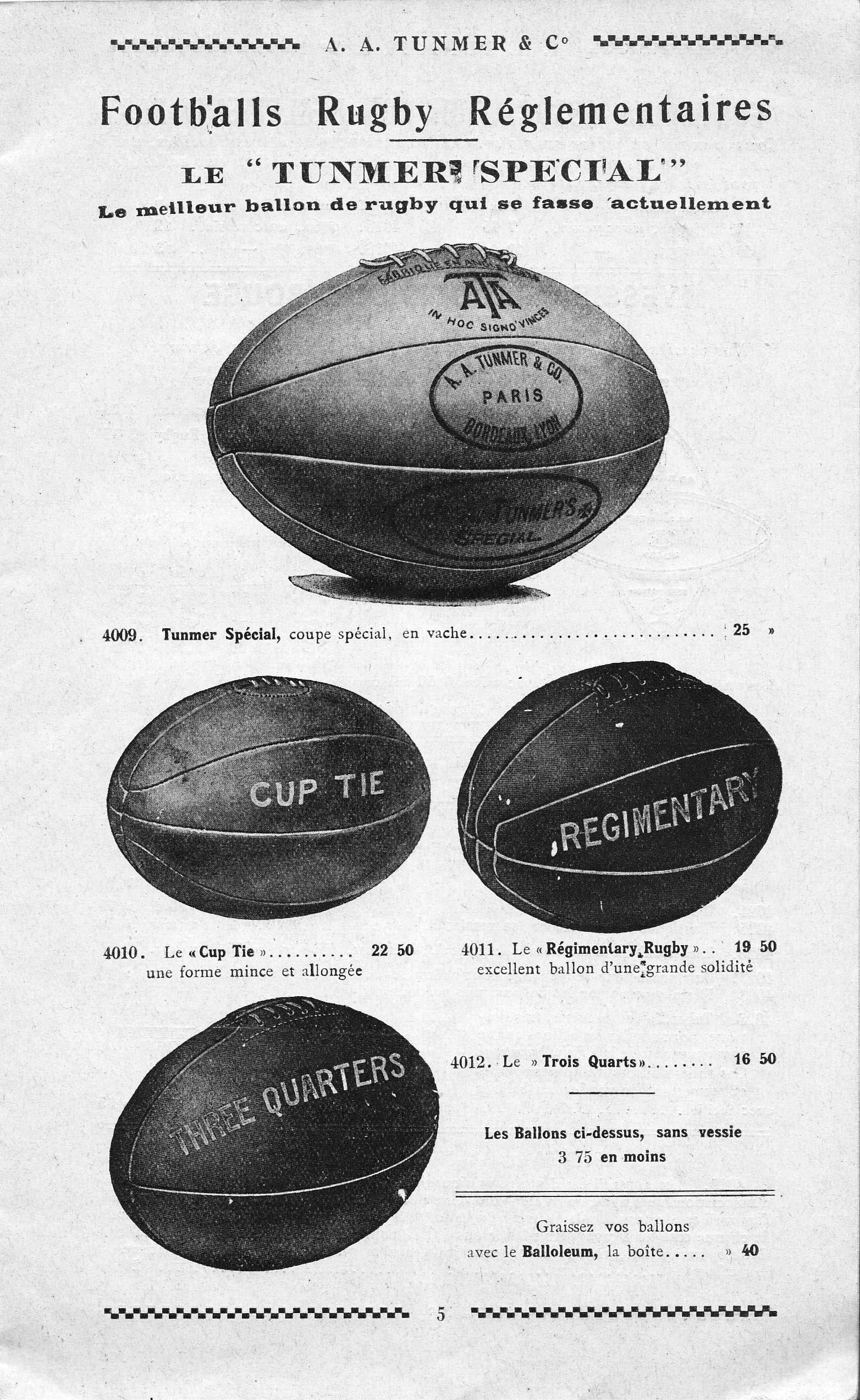 Filetunmer Rugby Balls Cataloguejpg Wikimedia Commons