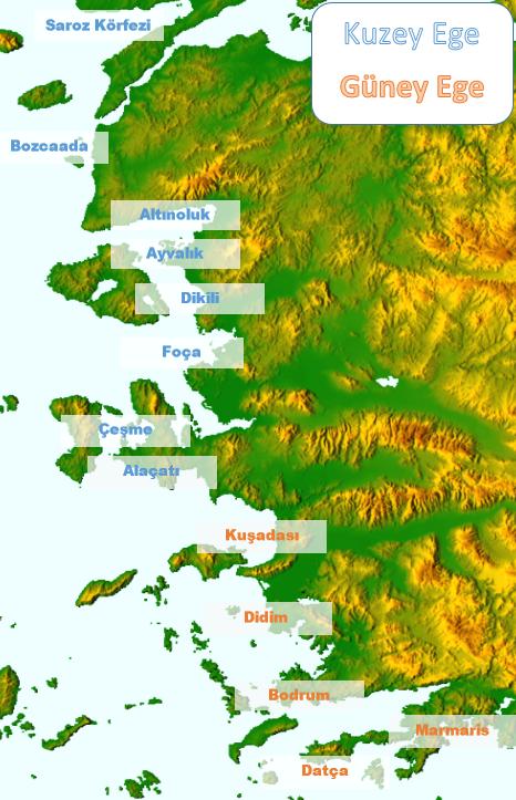North Aegean (Turkey) - Wikipedia
