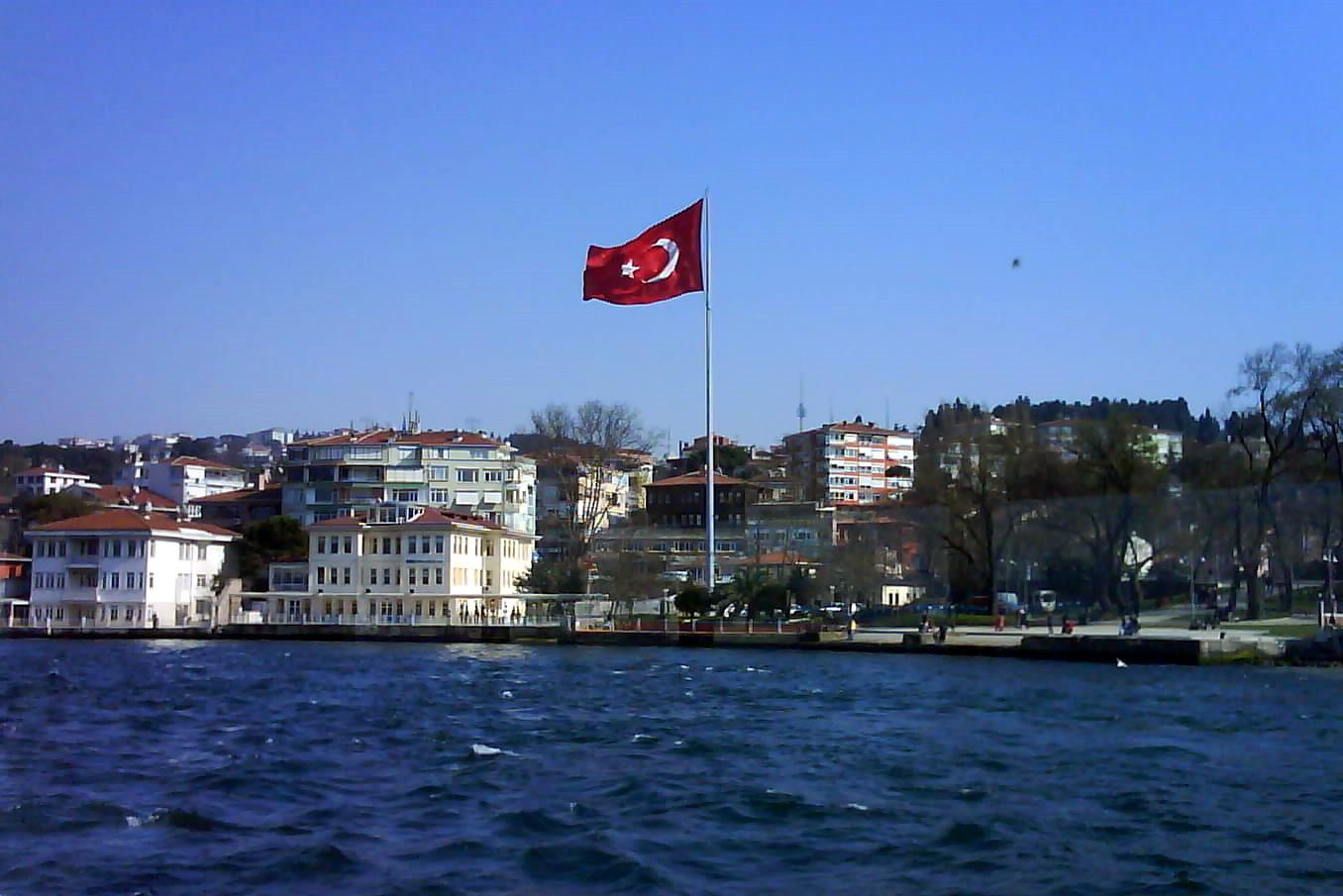 flag of turkey wikipedia