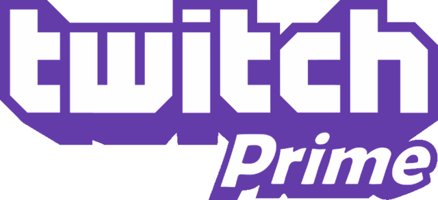 Logo Twitch prime par Amazon