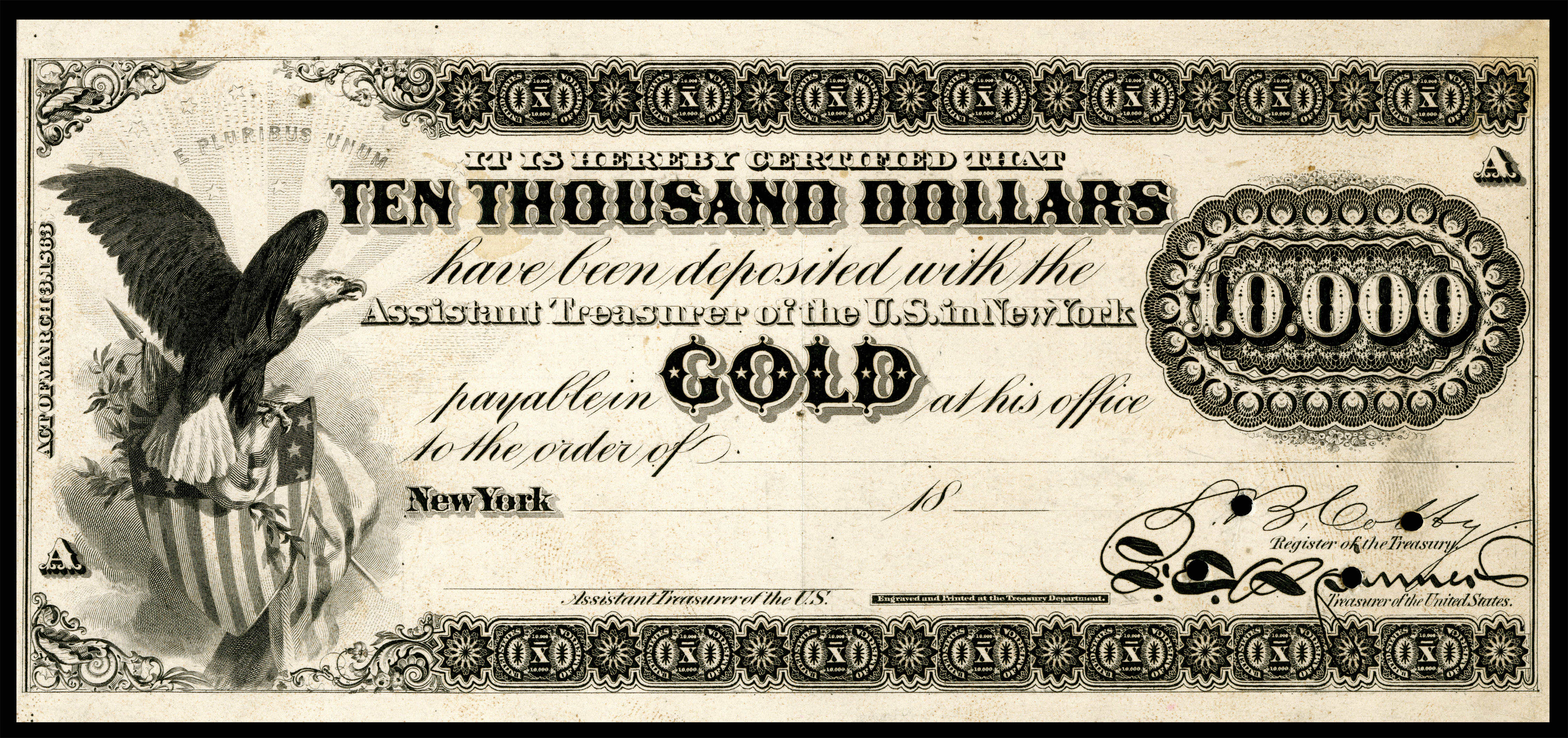 Gold Certificate Wikiwand