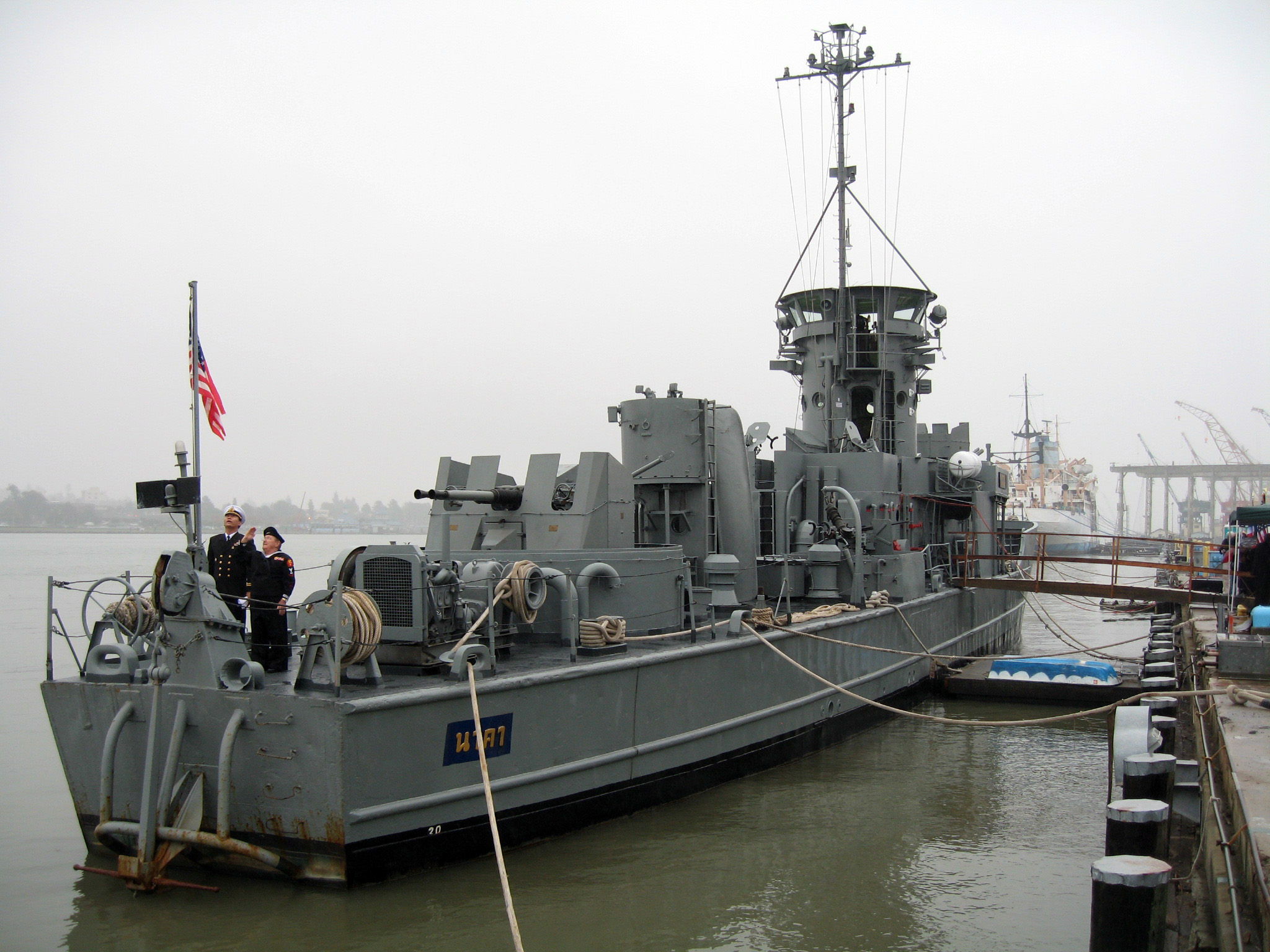File uss lcs l wikimedia commons for Aroma royal thai cuisine nj