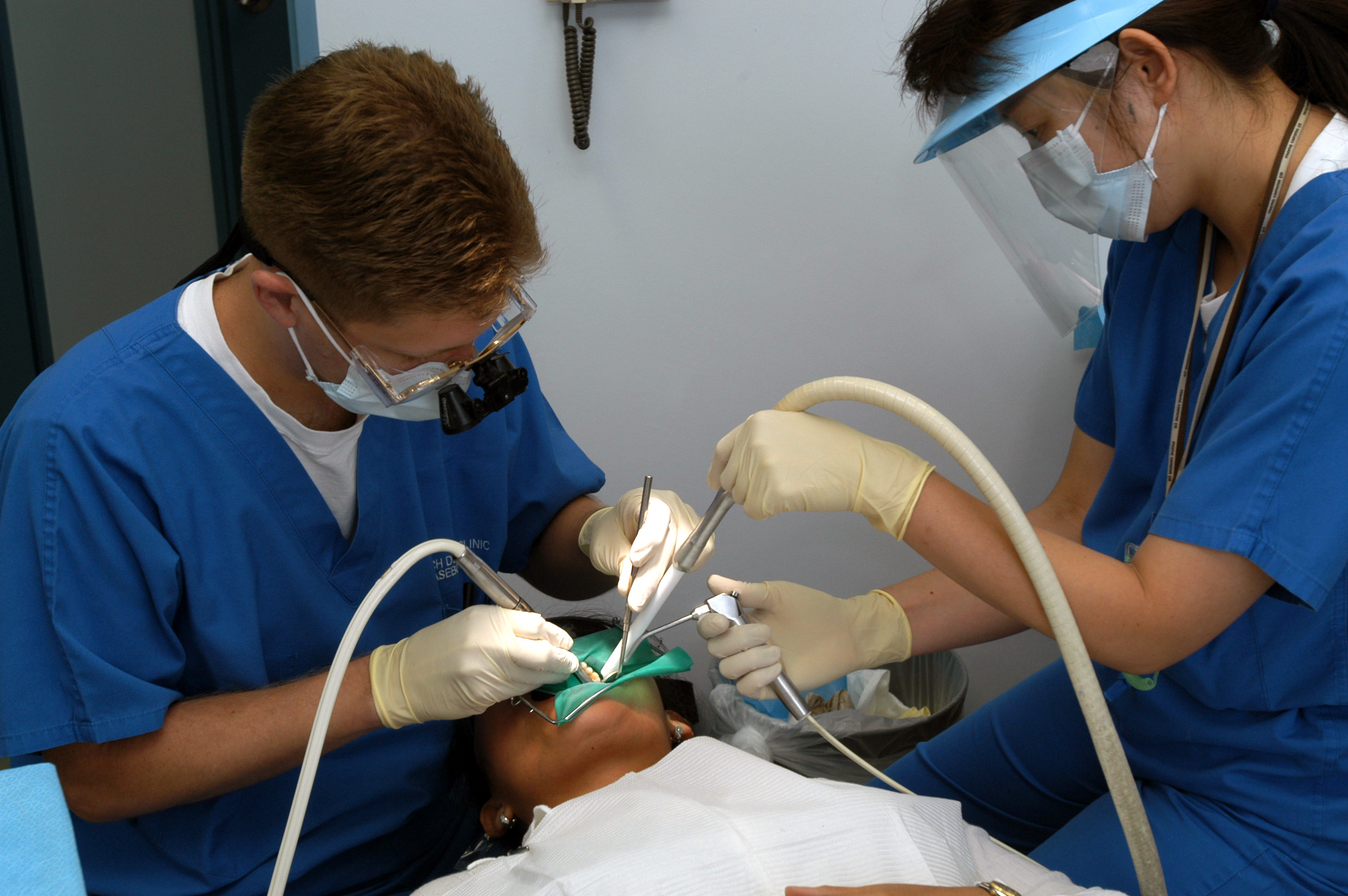 Dental Care: The Dental Clinic