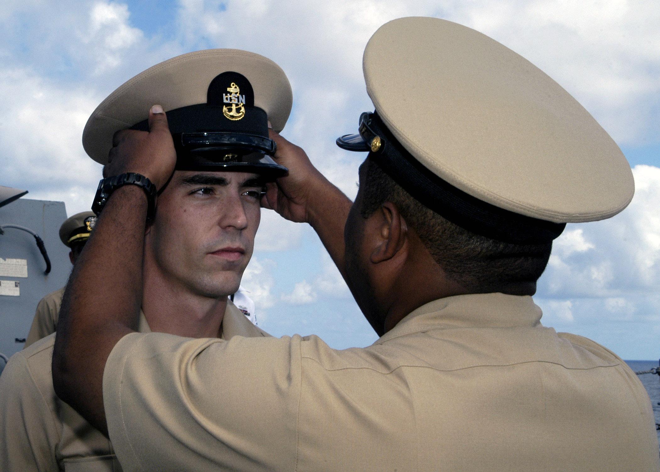 Navy Intelligence Specialist
