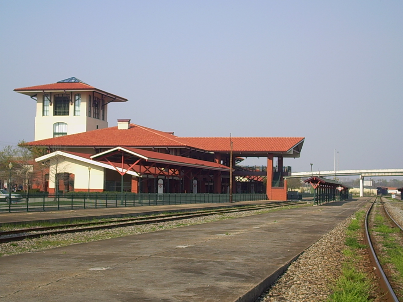 Meridian (MS) United States  city photo : Union Station Meridian MS 1 Wikipedia, the free ...