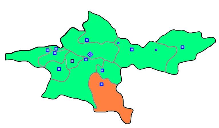 شهرستان ورامین