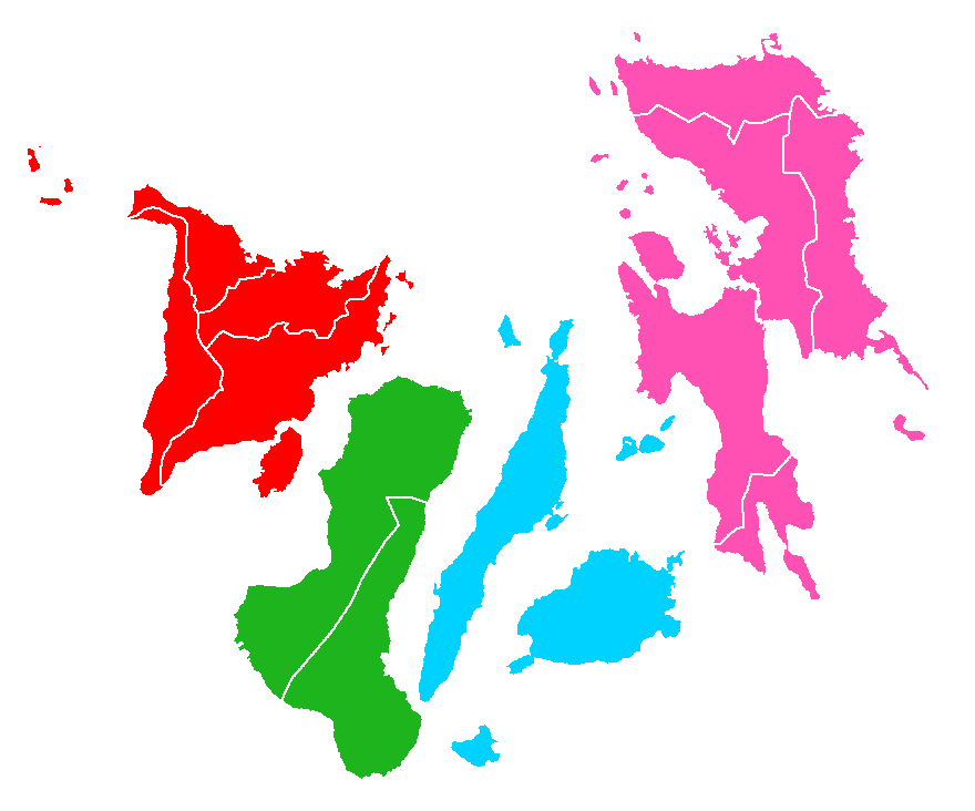 file visayas regions png wikimedia commons