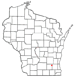Lake Lac La Belle, Wisconsin Former Census-designated place in Wisconsin, United States