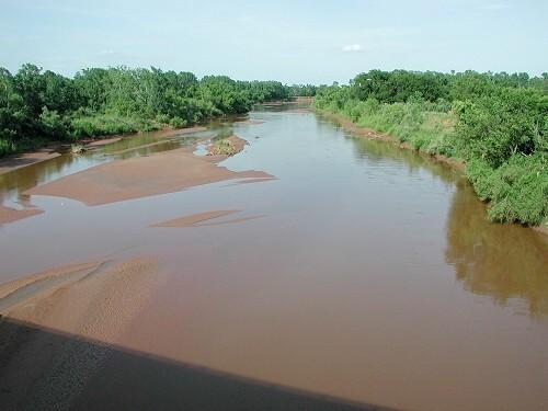 File:Washita River Pauls Valley Oklahoma.jpg