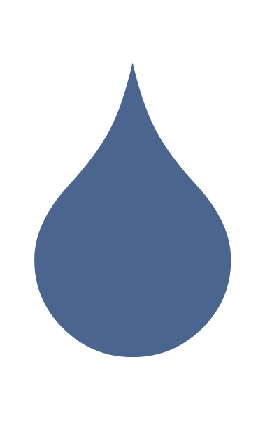 File Water Drop Icon Vector Png