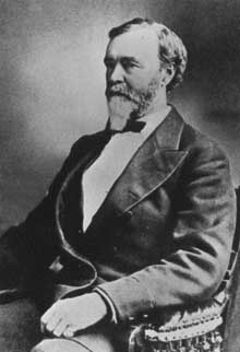 William Gilpin, first Governor of Colorado Territory
