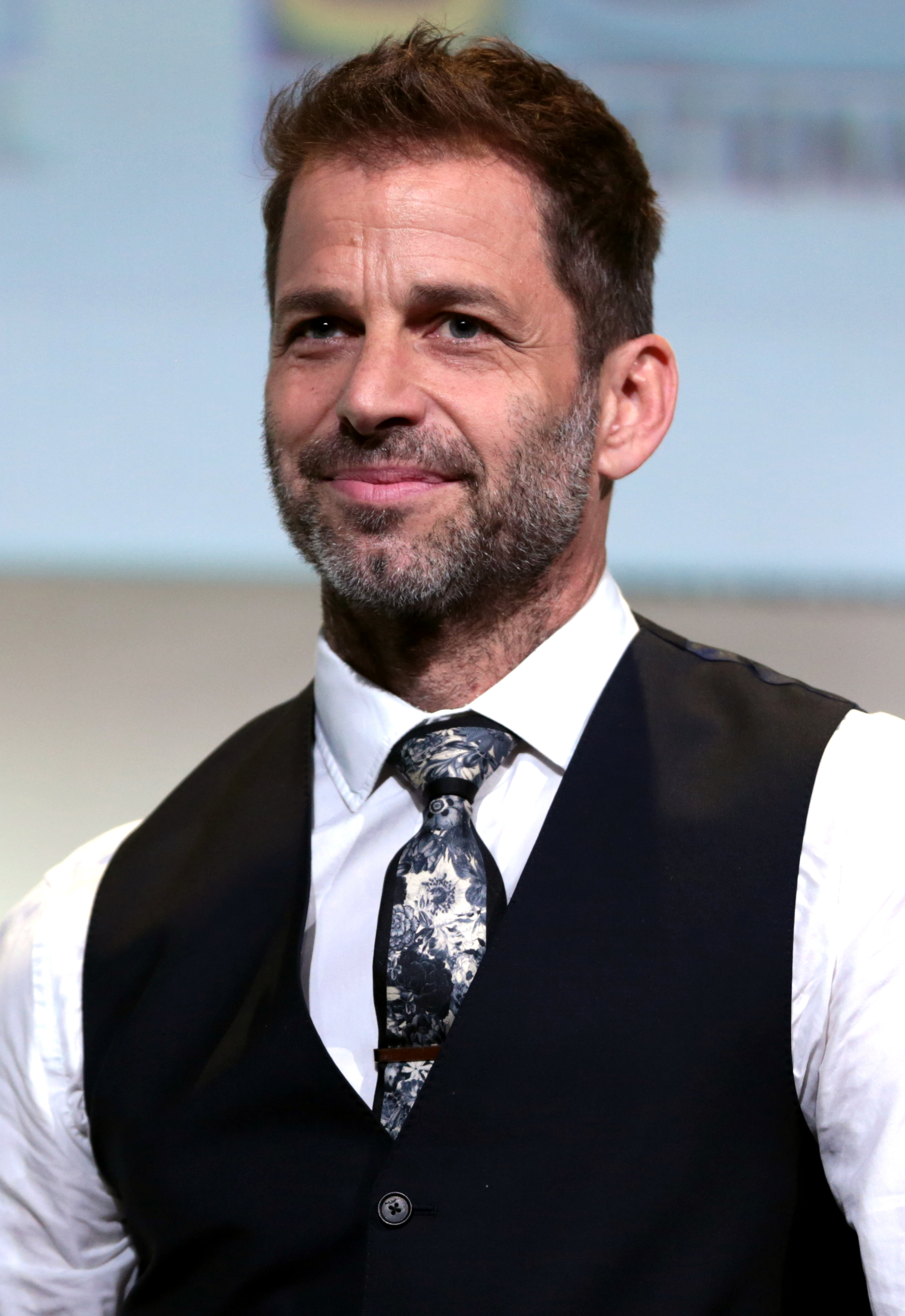 Snyder at the 2016 [[San Diego Comic-Con International]]