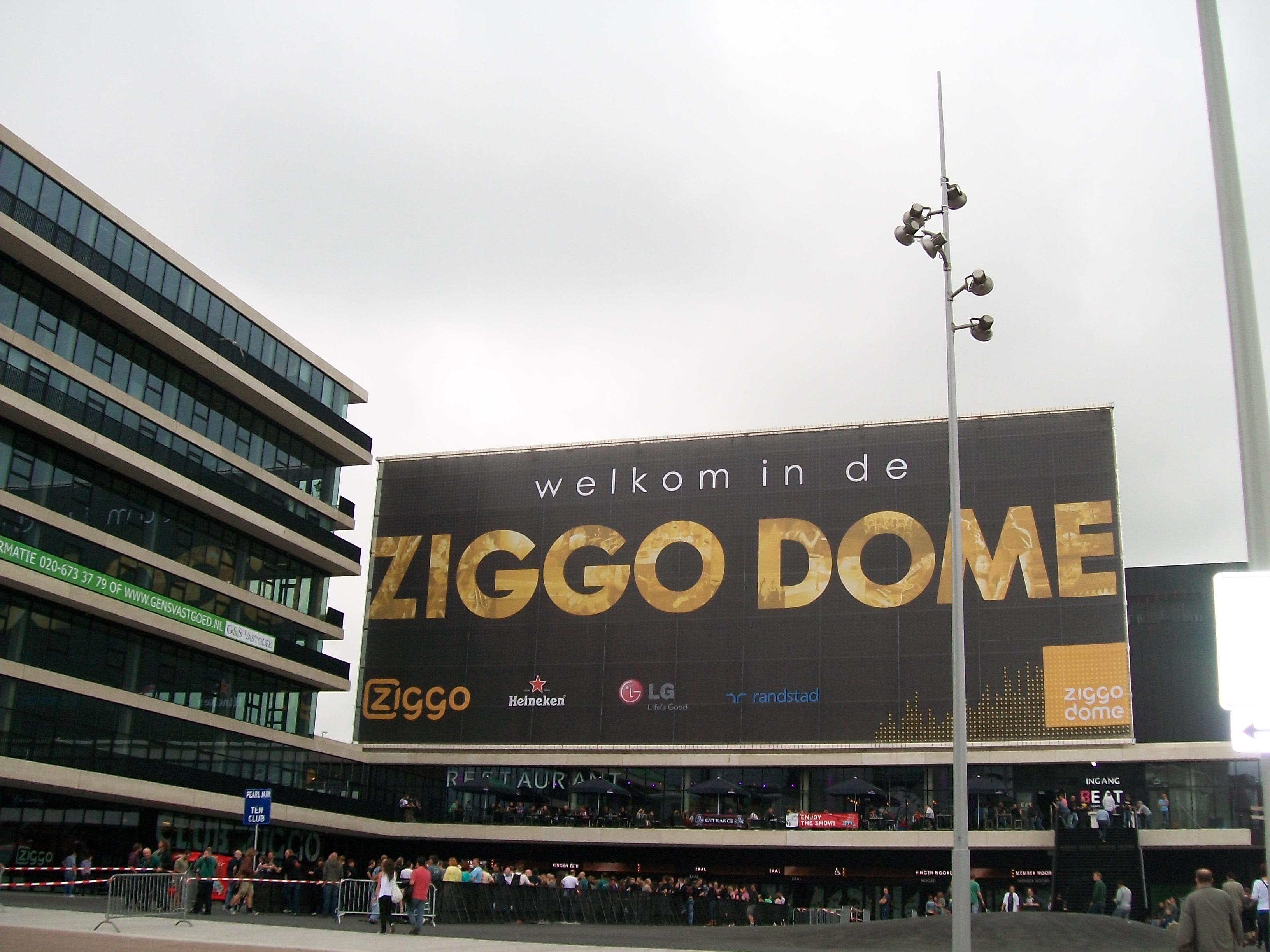 Ziggo Dome - Wikiwand