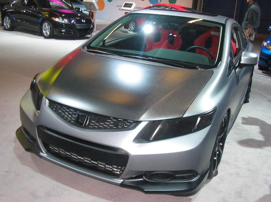 Image Result For Honda Civic Si Auto