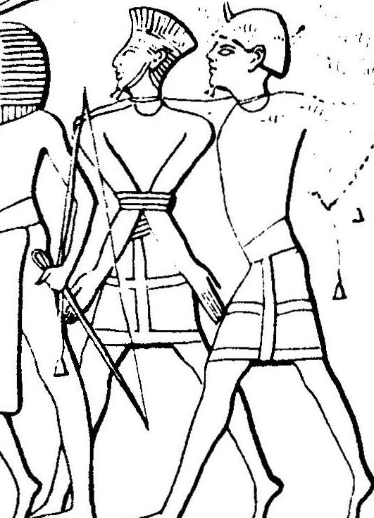 File:02010 Sea People, Medinet Habu Ramses III. Tempel Nordostwand cropped.jpg