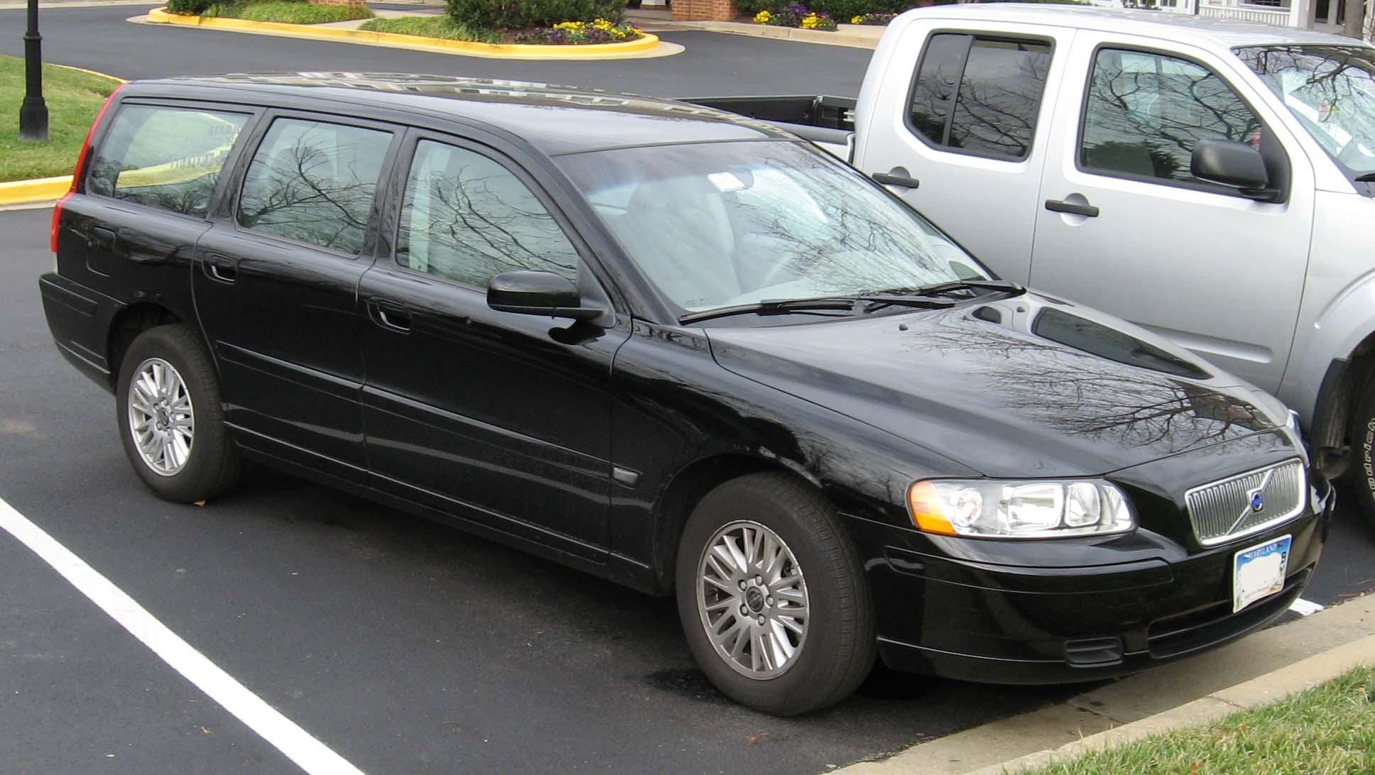 Volvo V70 Wiki >> File:05-07 Volvo V70.jpg - Wikimedia Commons
