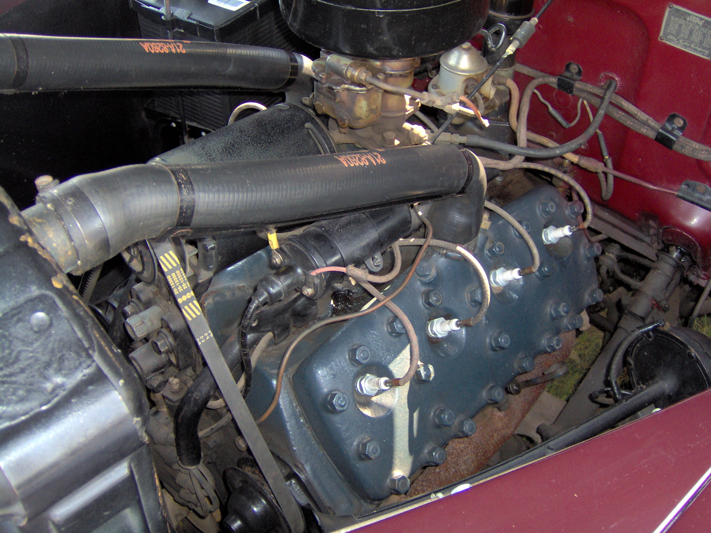 Ford flat engine #7