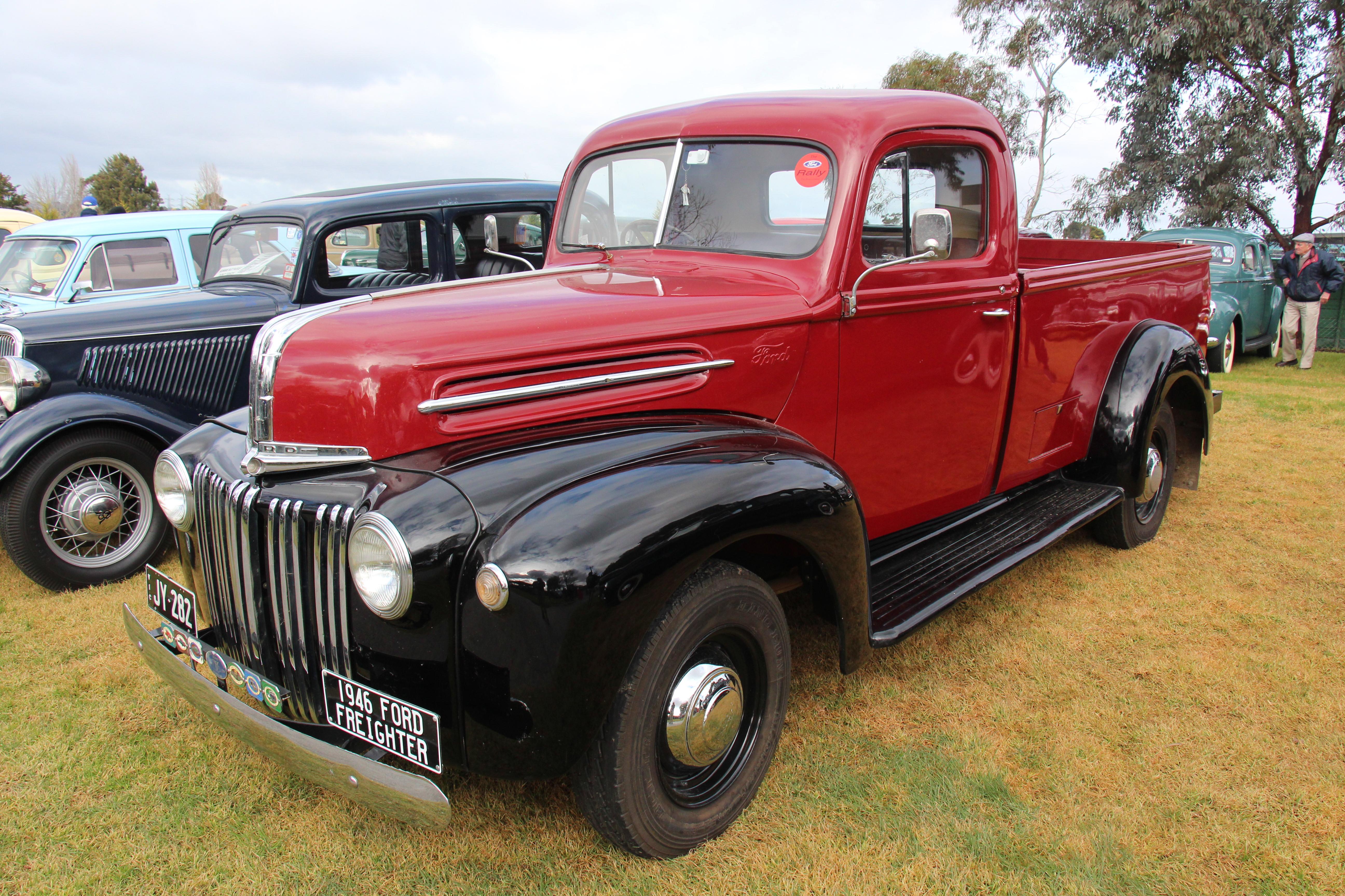 File 1946 Ford Jailbar Pickup 19515513894 Jpg Wikimedia Commons