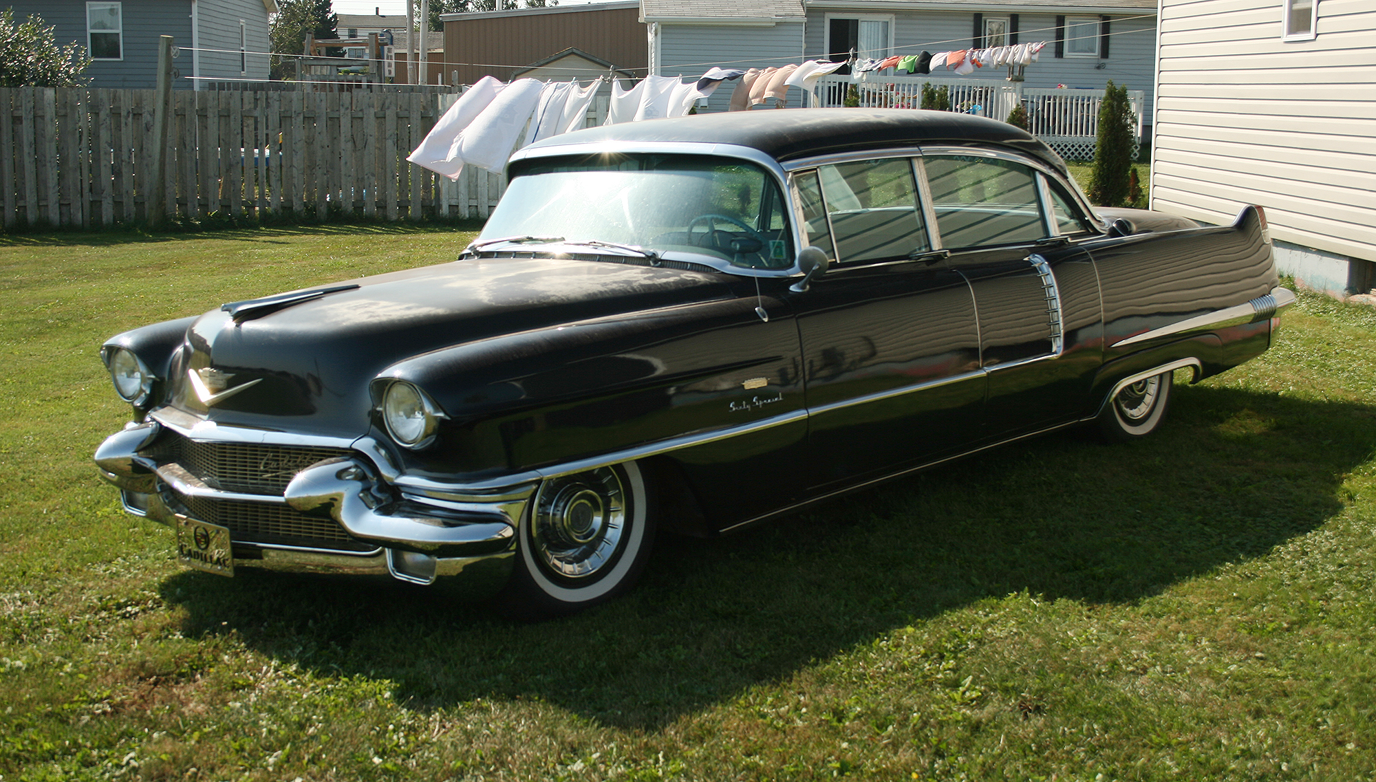 Cadillac Cars Wiki >> File:1956 Cadillac Sixty Special.JPG - Wikimedia Commons