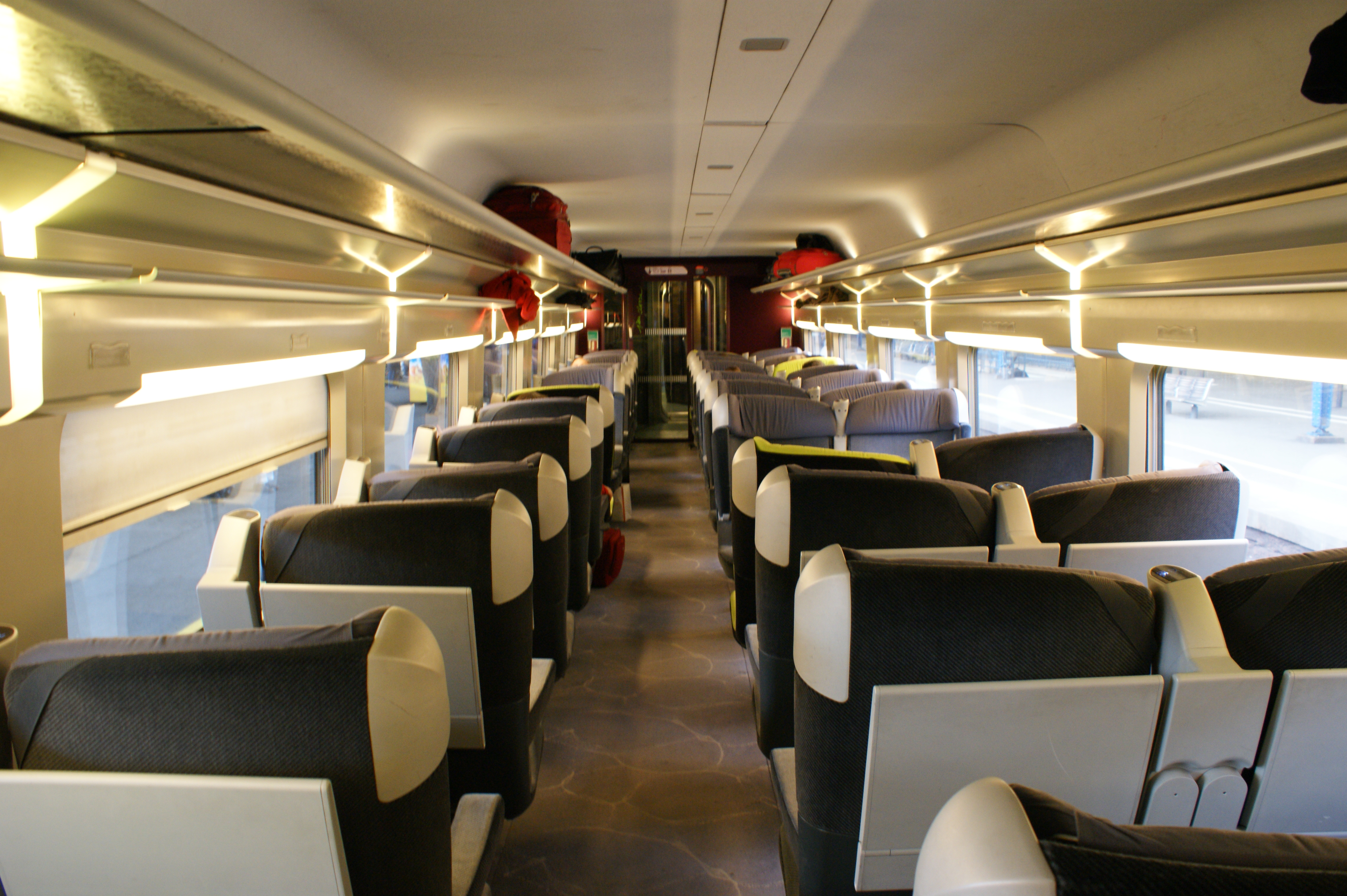 Best Economy Class Seat Design