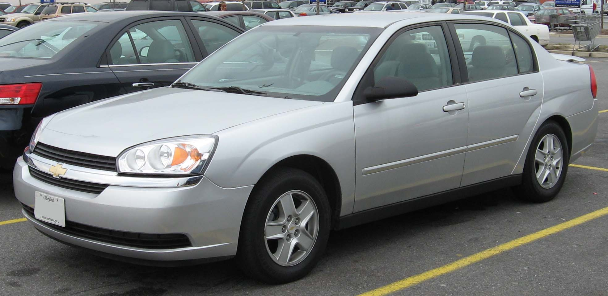 All Chevy chevy classic 2005 : File:2004-05 Chevrolet Malibu.jpg - Wikimedia Commons