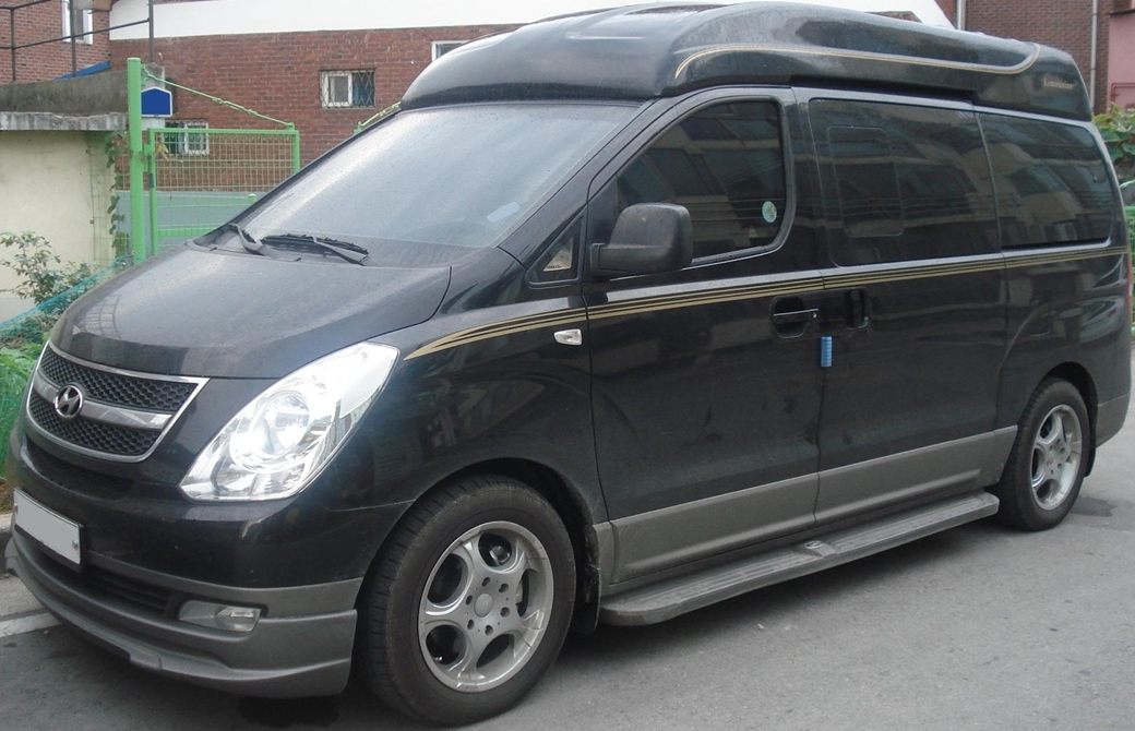 hyundaihyundai grand starex limousine