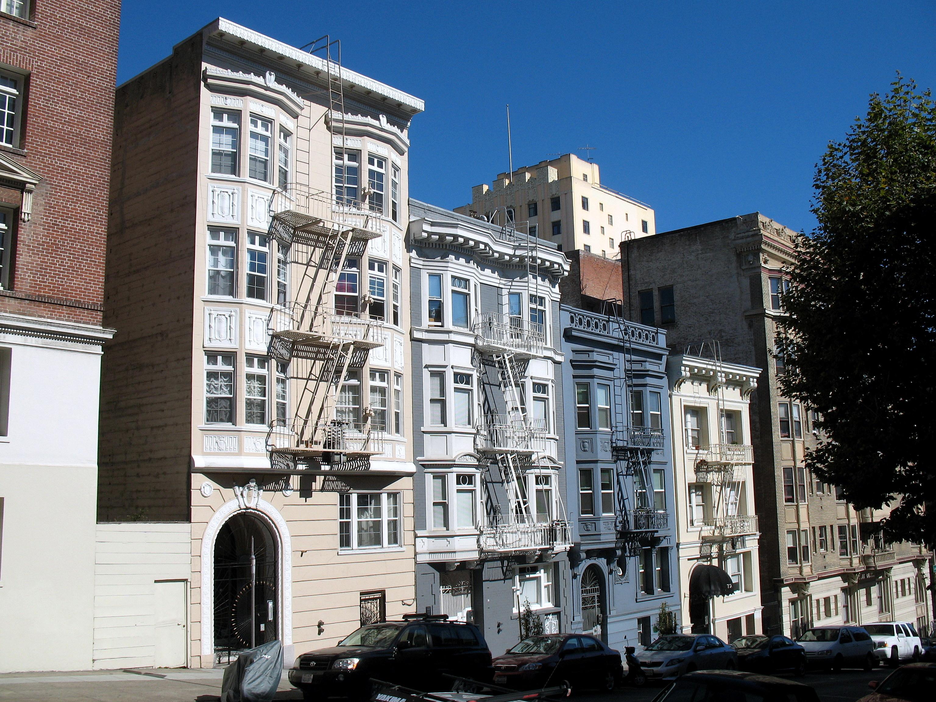 San Francisco Apartments Utah
