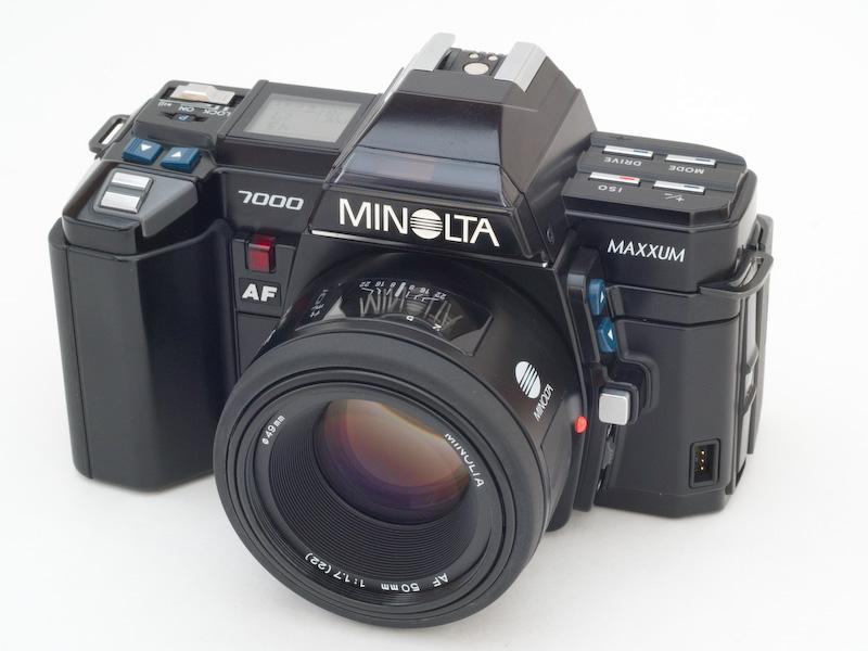 minolta maxxum 7000 wikipedia - Minolta Digital Camera
