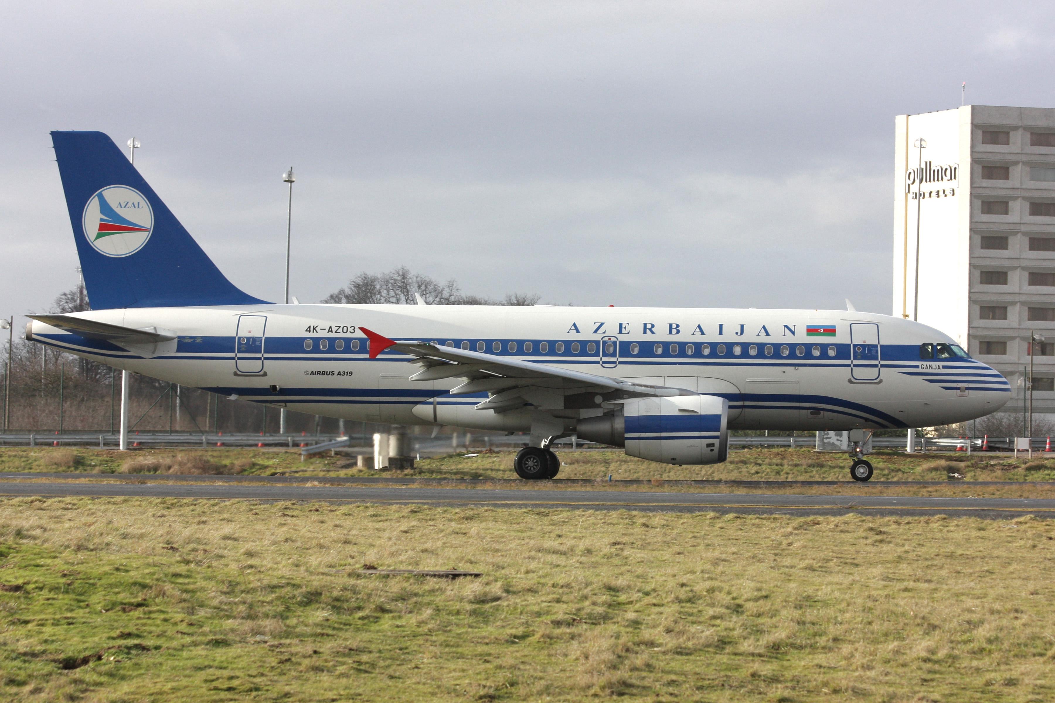 Azerbaijan Airlines Flight 217