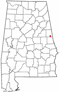 Loko di Roanoke, Alabama