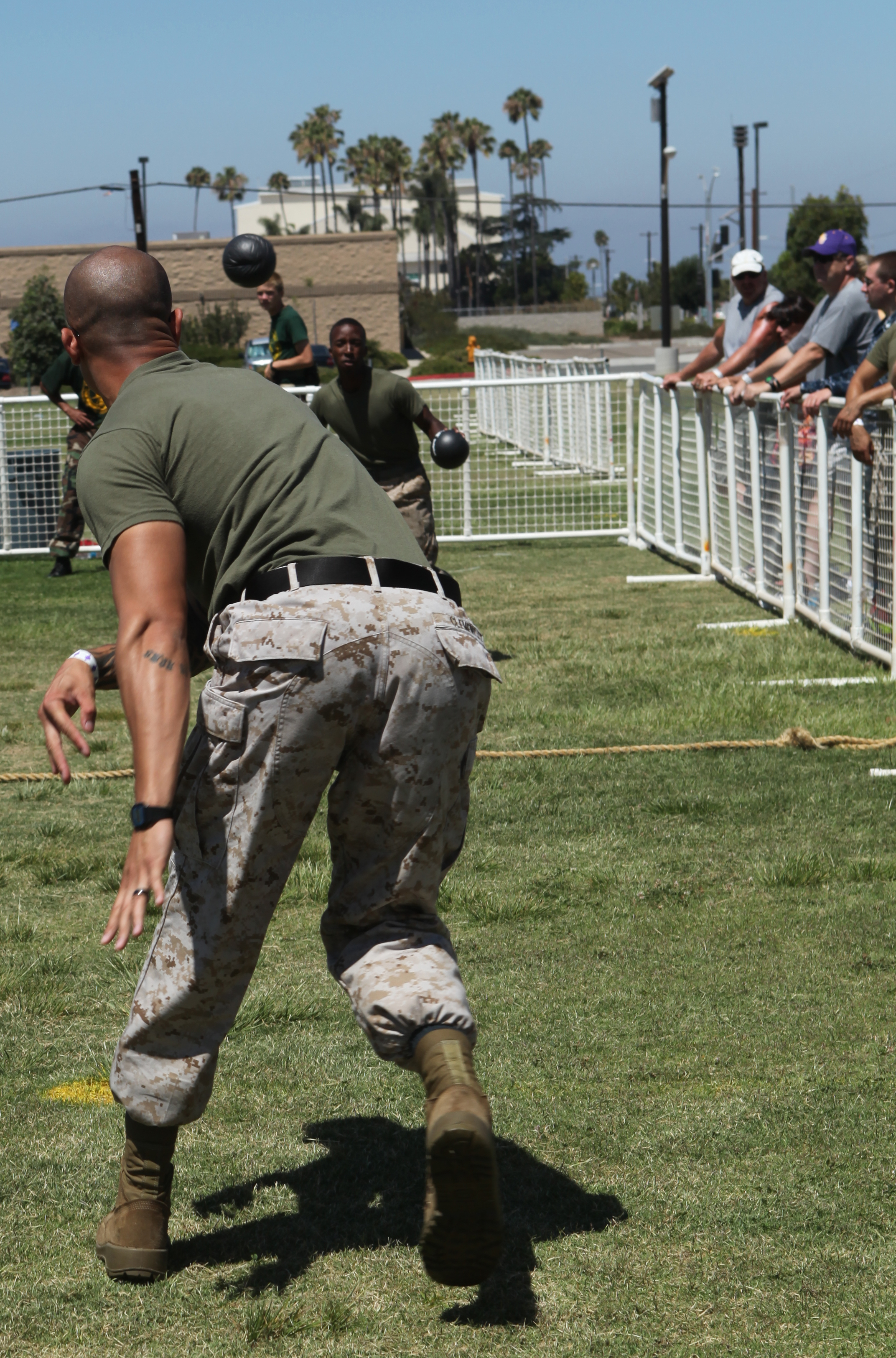 Marine corps singles