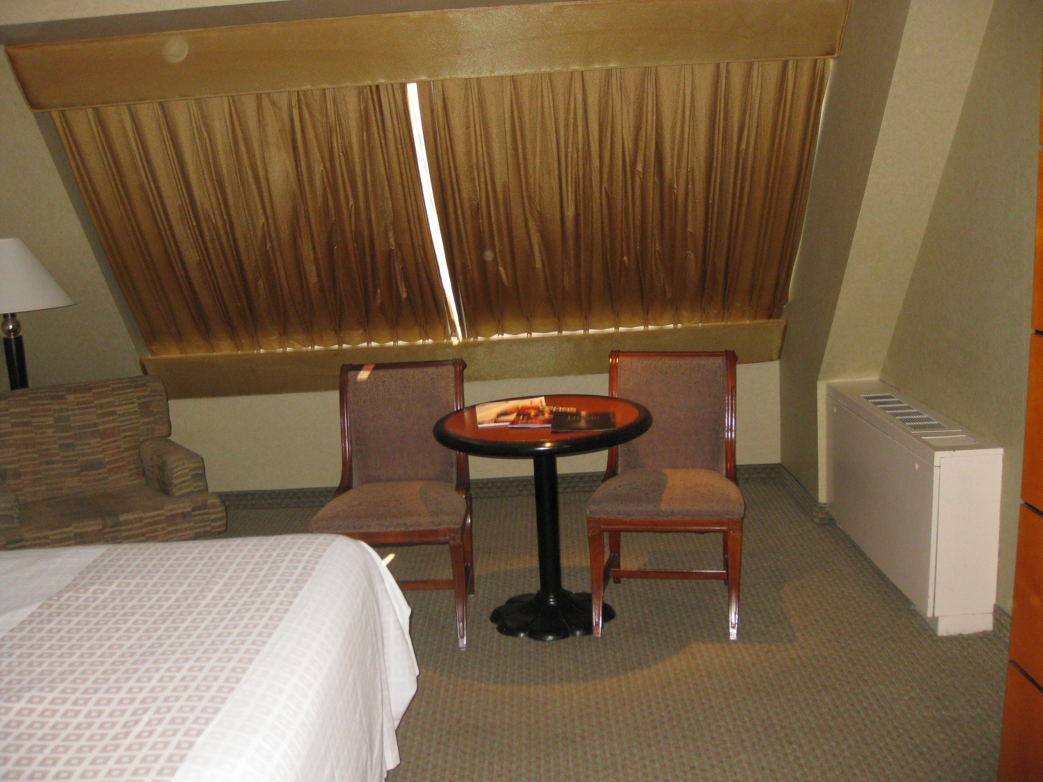 Luxor Hotel Room Service
