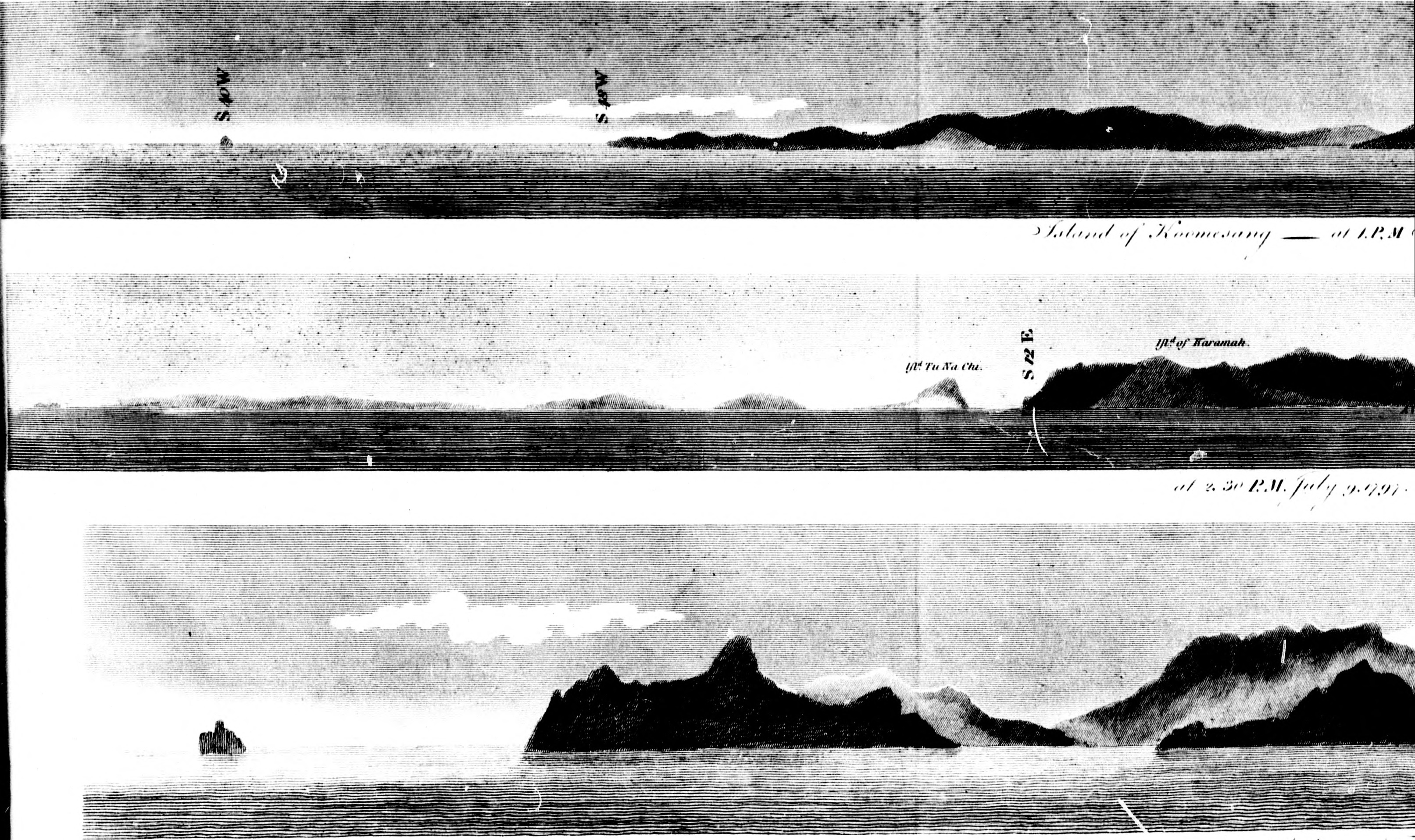 FileA Voyage Of Discovery To The North Pacific Ocean Microform