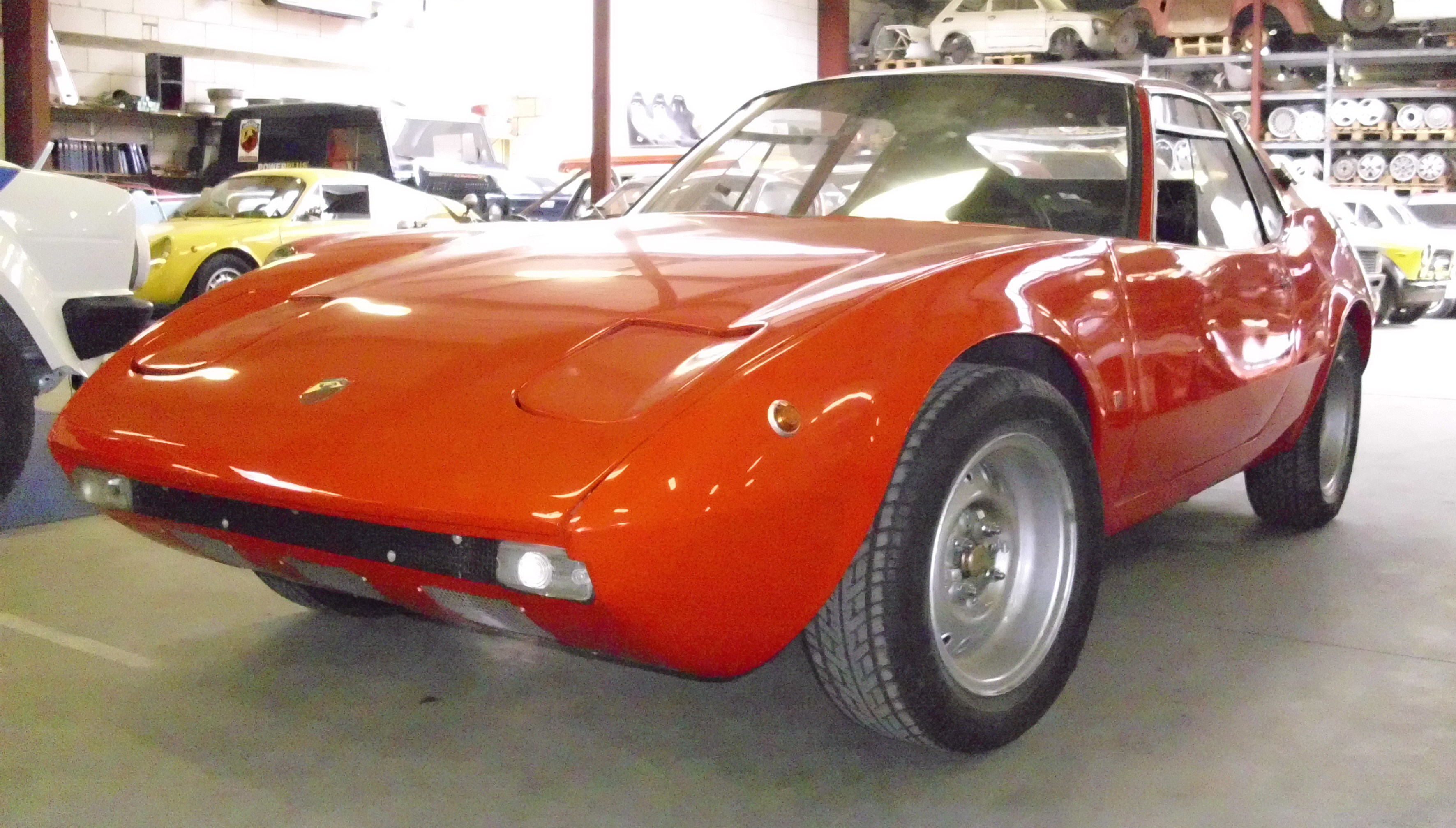 File:Abarth Scorpione 1969 schräg.JPG - Wikimedia Commons