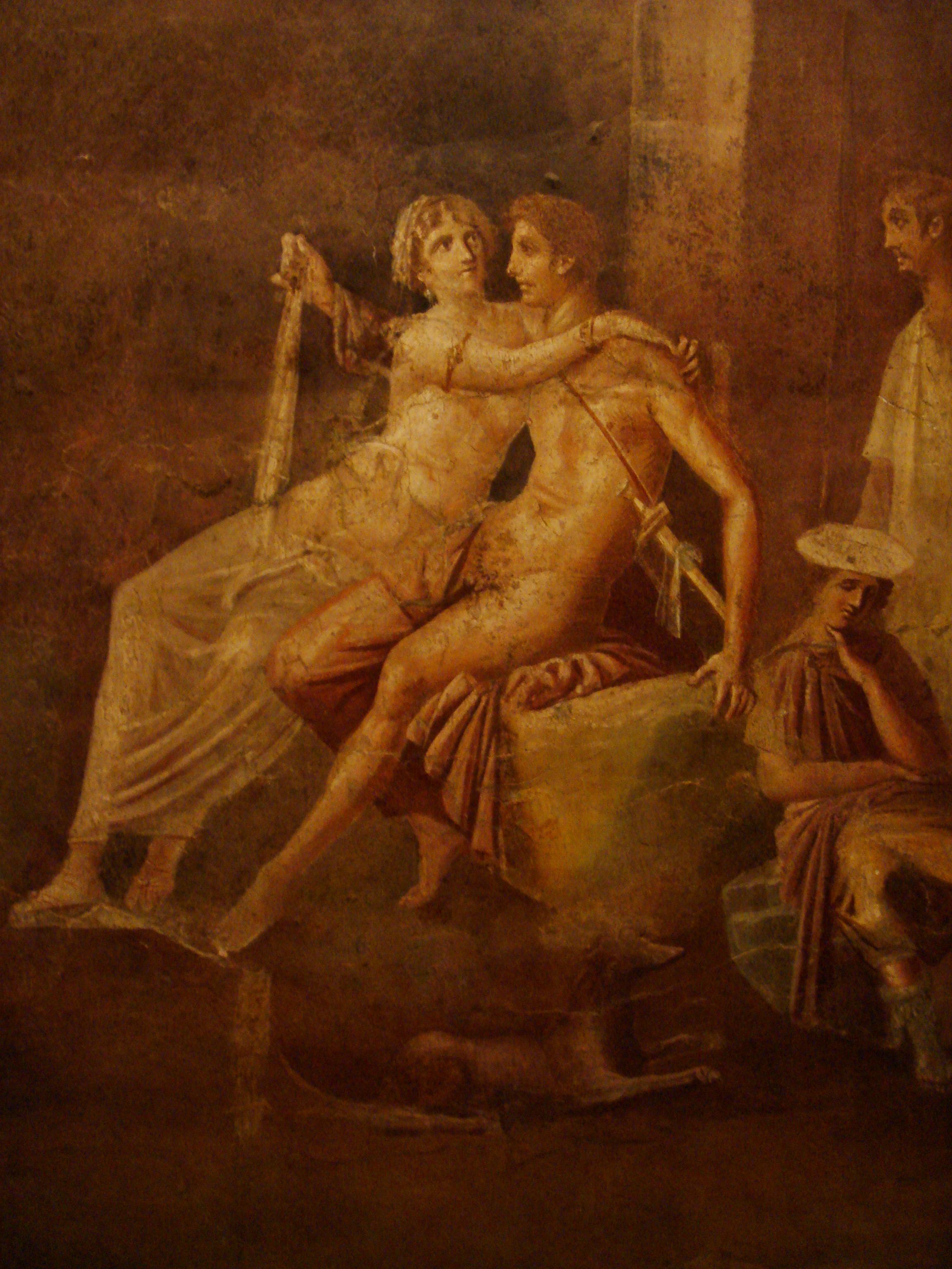 aeneas and creusa relationship trust