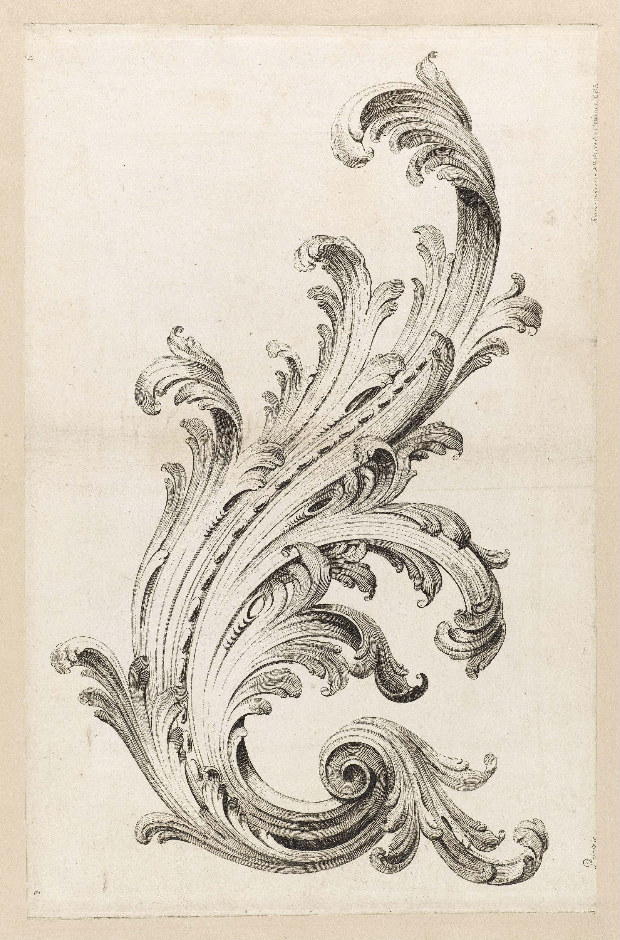 acanthus leaf scroll - photo #3
